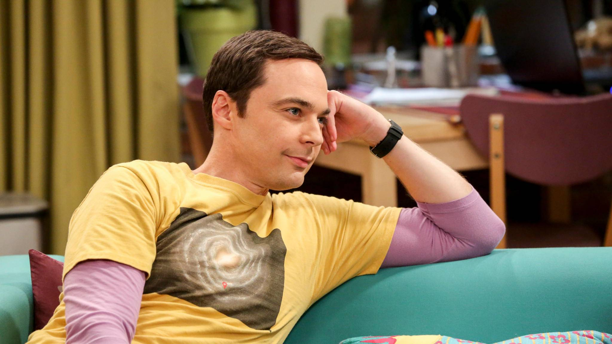 """The Big Bang Theory"": Jim Parsons (Sheldon Cooper) spricht über das Finale."