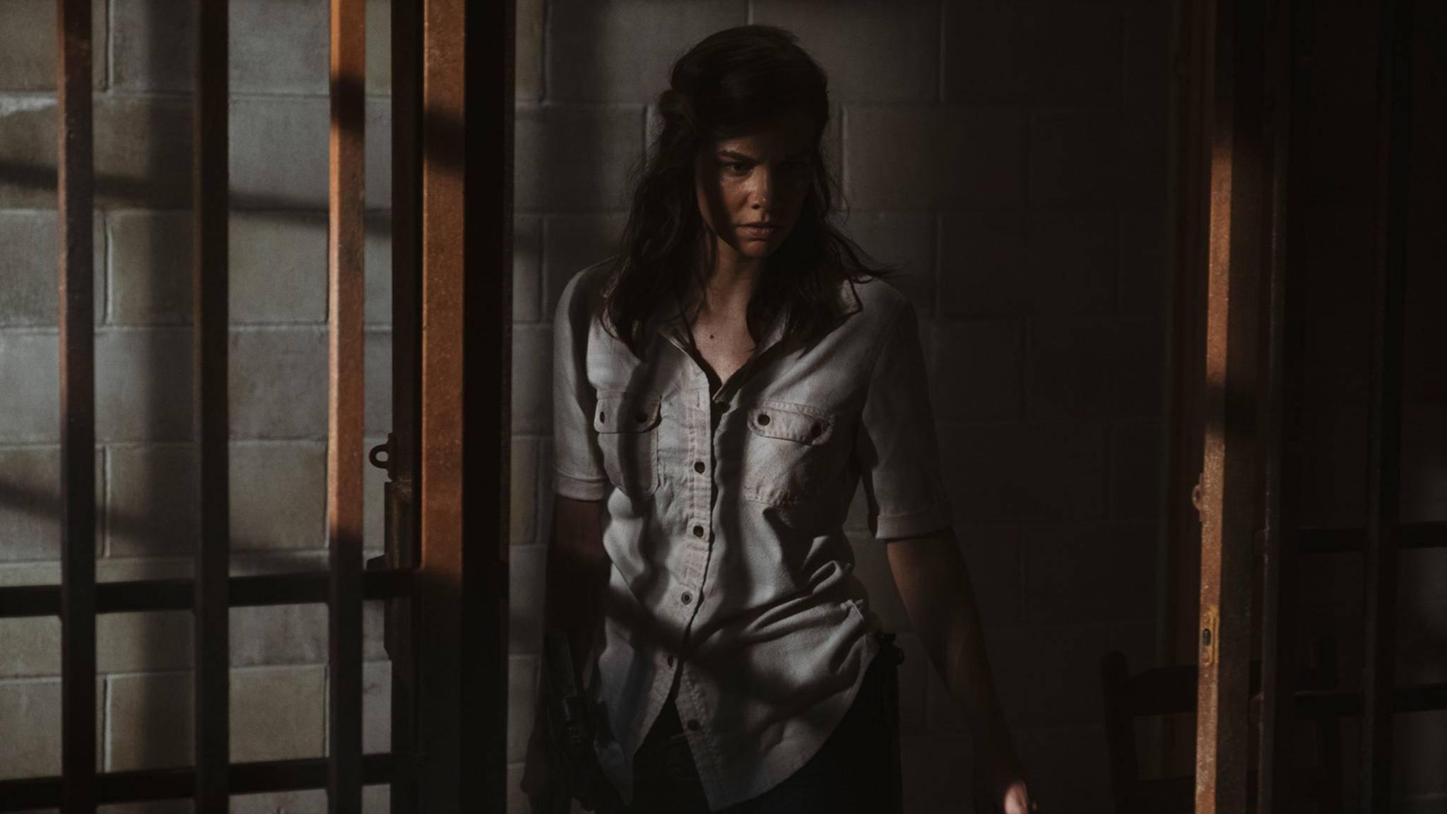 Was bedeutet die neue Comicfigur für die Zukunft von Maggie?