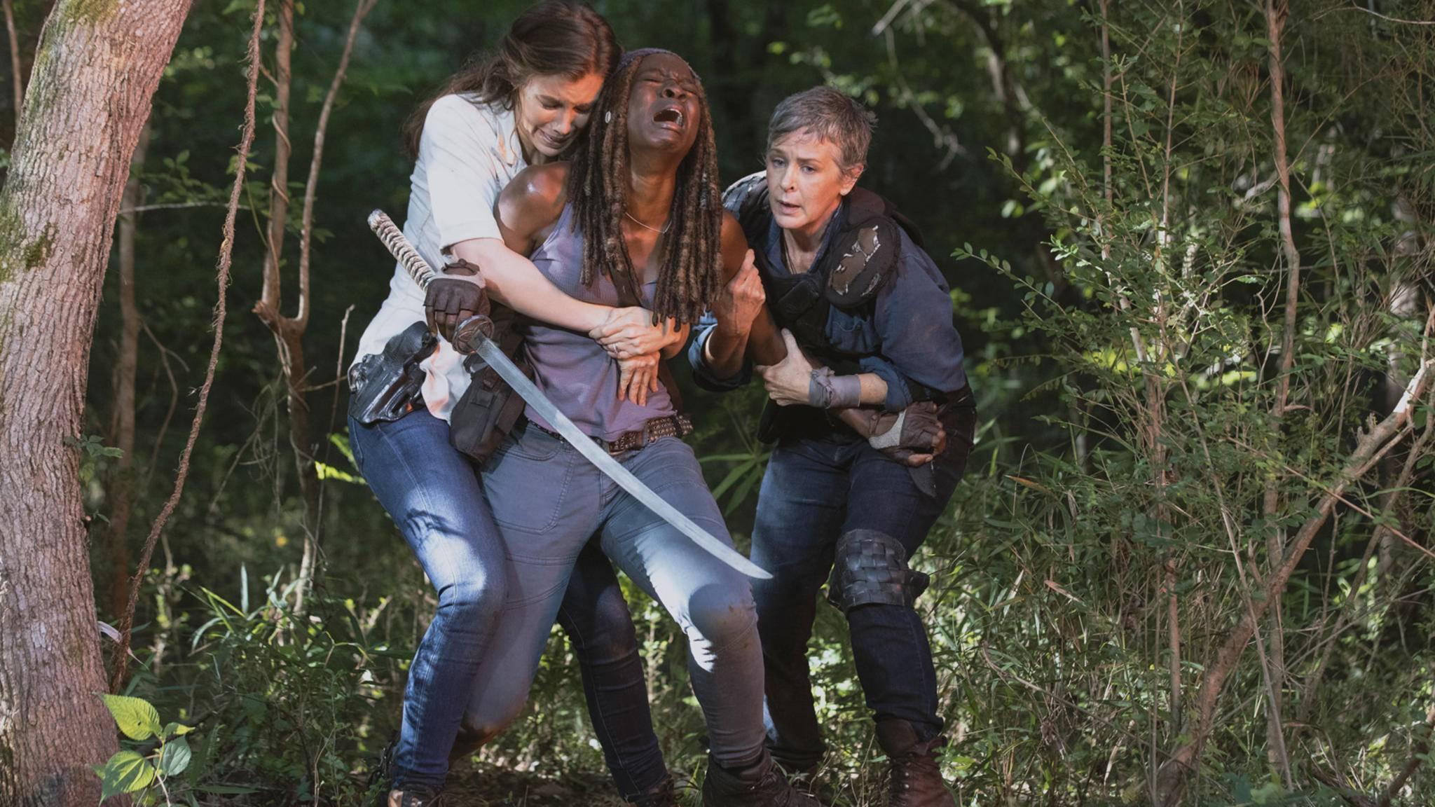 """In Staffel 10 von """"The Walking Dead"""" müssen Fans wohl gute Nerven haben."""