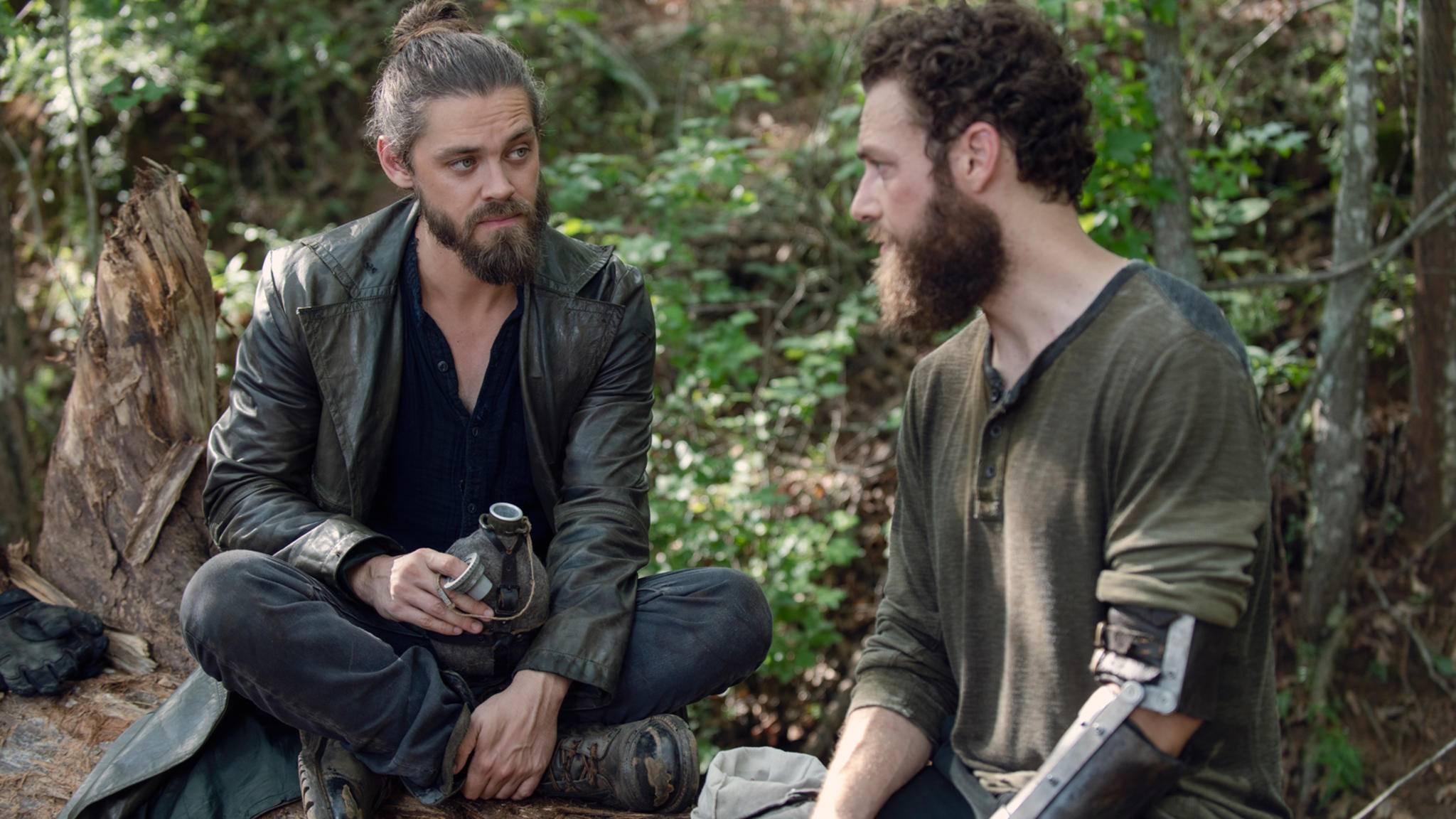 """Zumindest den Abgang seiner Figur fand der """"The Walking Dead""""-Darsteller ziemlich cool."""