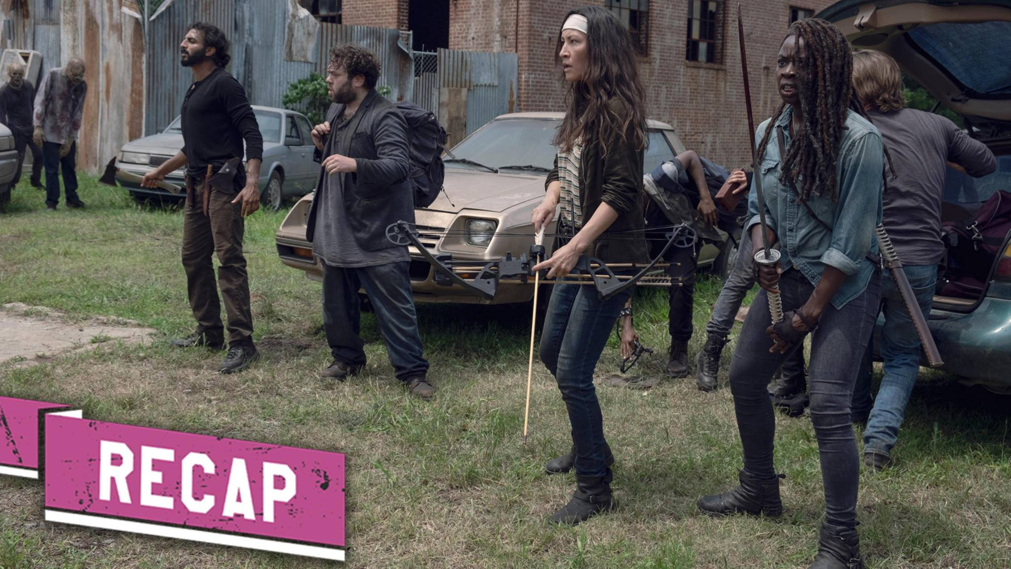 In Episode 7 von Staffel 9 wartet eine Überraschung auf Michonne – und die Fans.