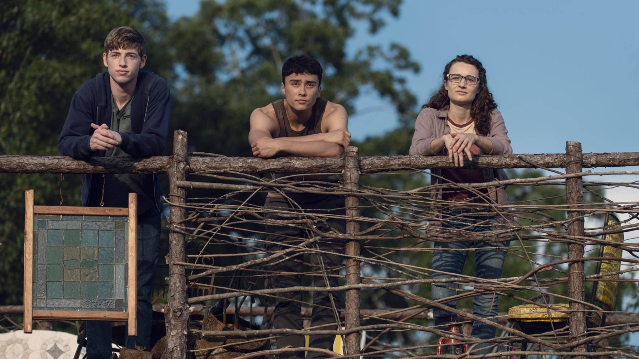 """In der neuen """"The Walking Dead""""-Serie steht die jüngere Generation im Fokus."""