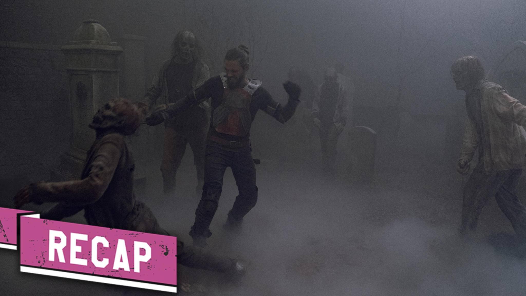 Nebel, Beißer und Ninja-Action – es geht doch!