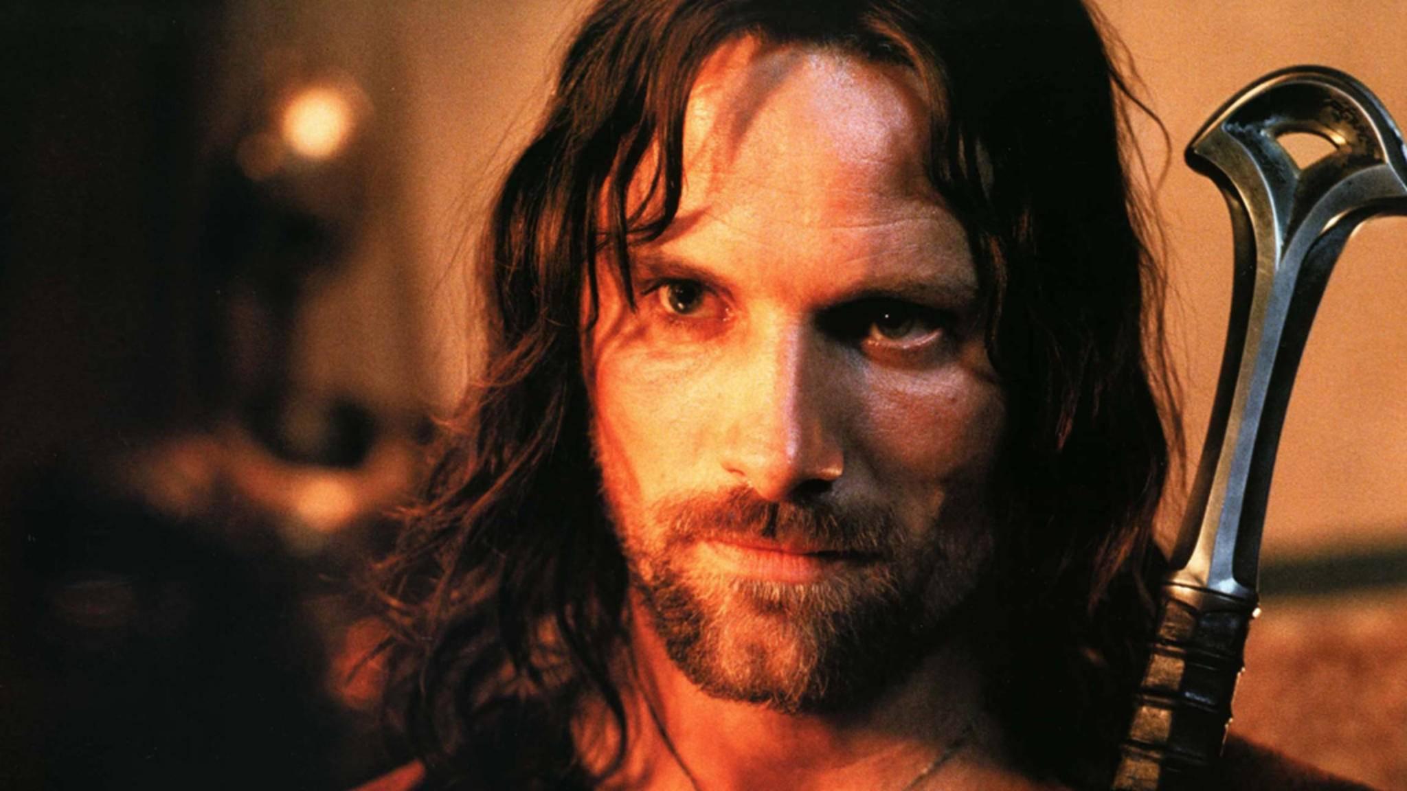 Viggo Mortensen weiß, wie die perfekte Vorbereitung aussehen muss, um Aragorn zu spielen.