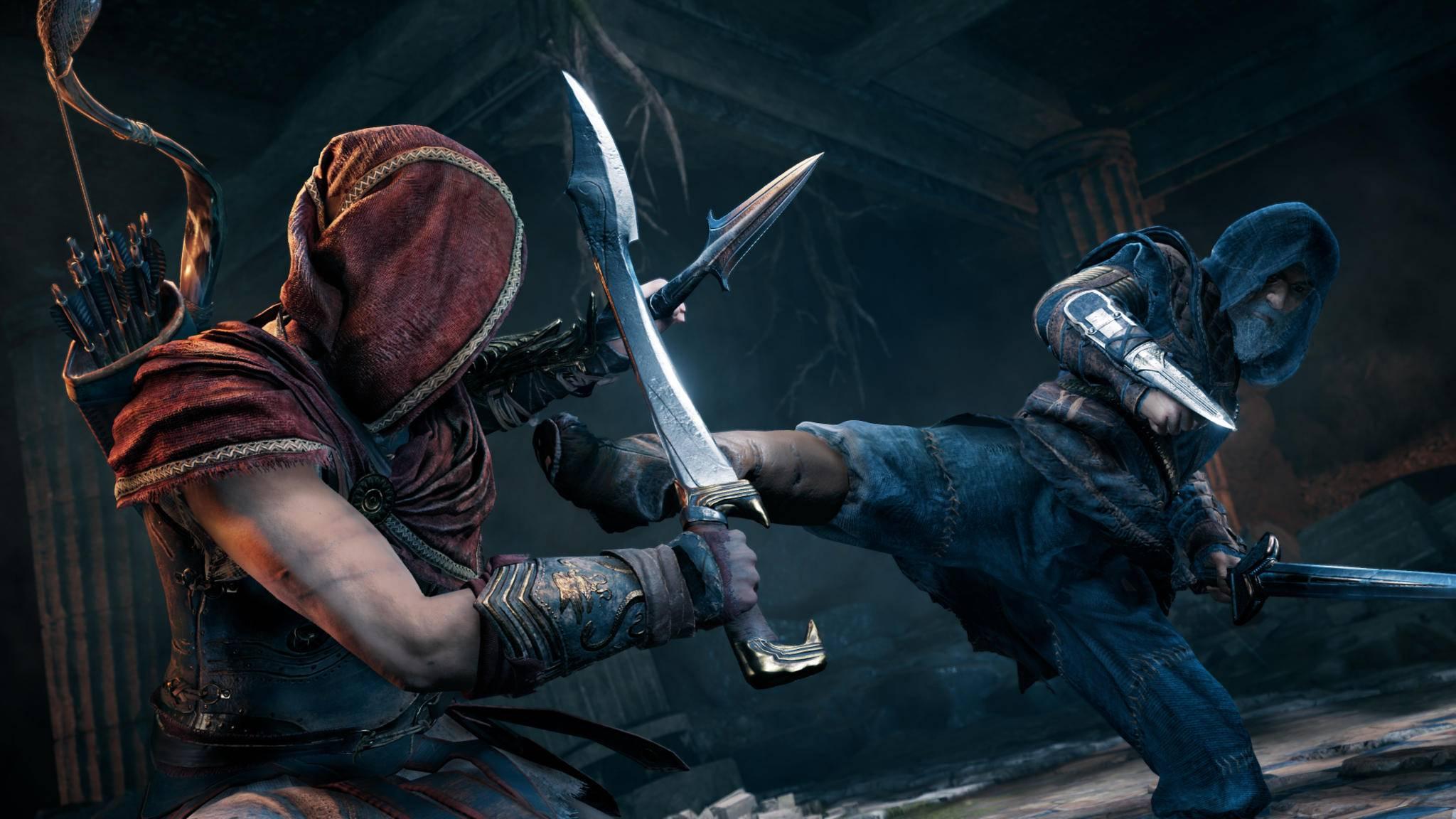 """Wann kommt der Nachfolger zu """"Assassin's Creed Odyssey""""?"""