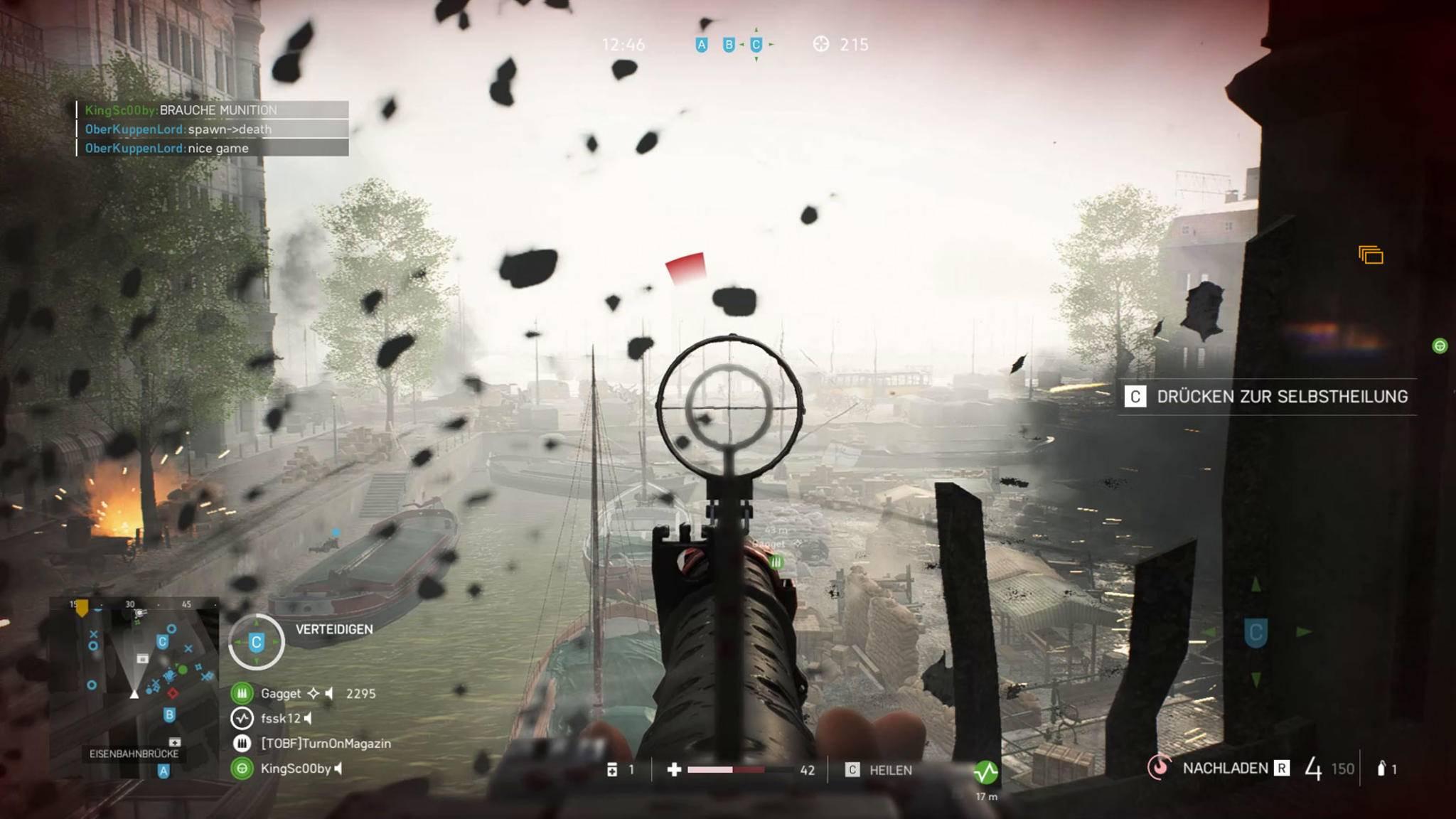 """Eigene Regeln? In """"Battlefield 5"""" bald kein Problem mehr."""