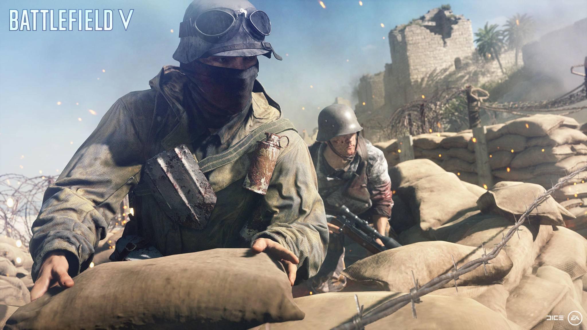 """""""Battlefield 5"""" bekommt im Sommer sein letztes Update – der Nachfolger soll bereits im nächsten Jahr erscheinen."""