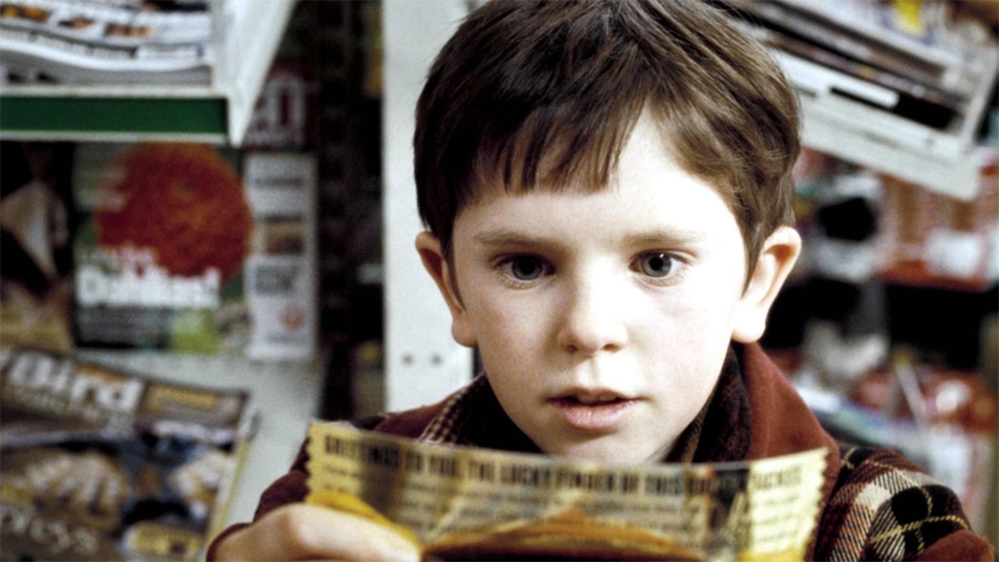 Mit Netflix gibt es zukünftig ein Ticket in die Welt von Roald Dahl.