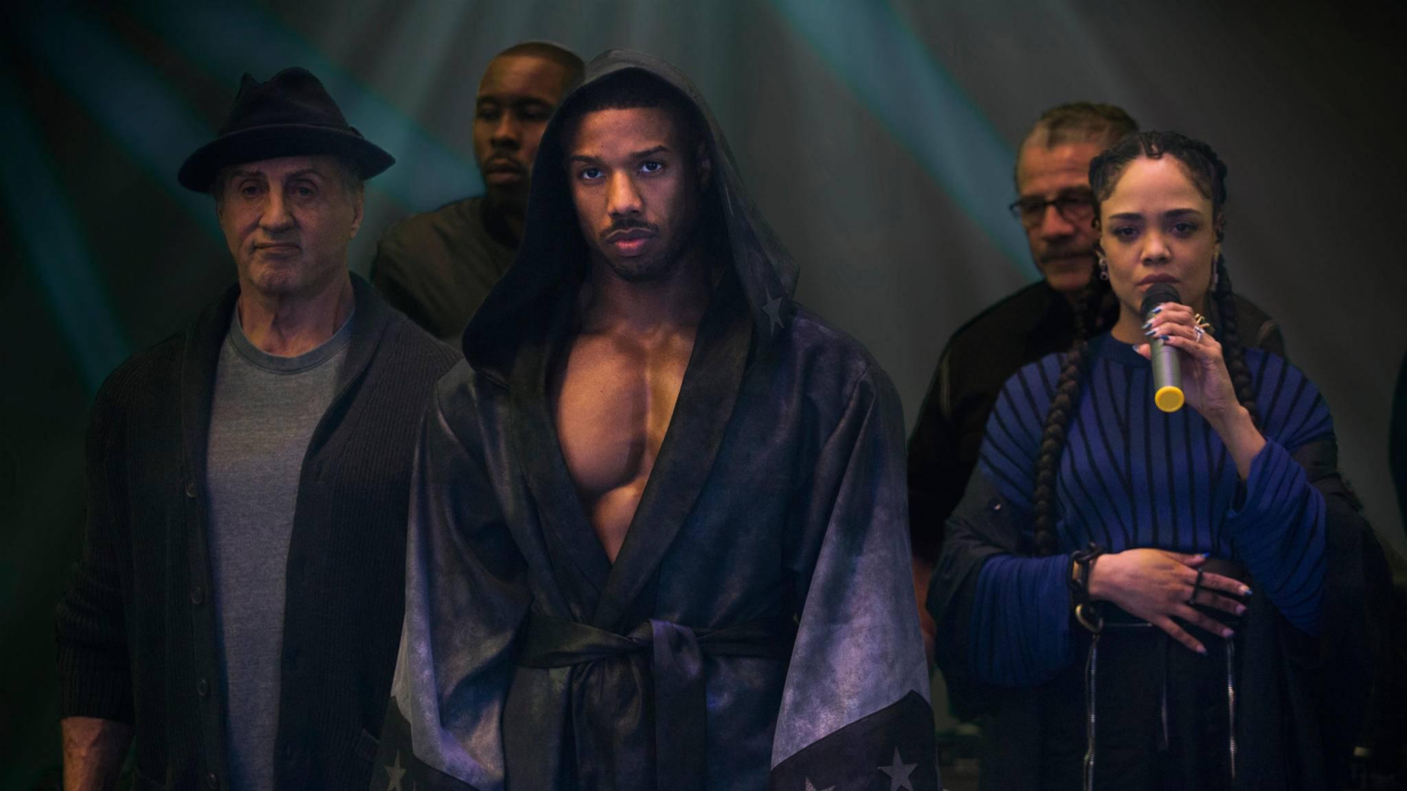 """In """"Creed 2"""" geht es zurück in den Ring."""