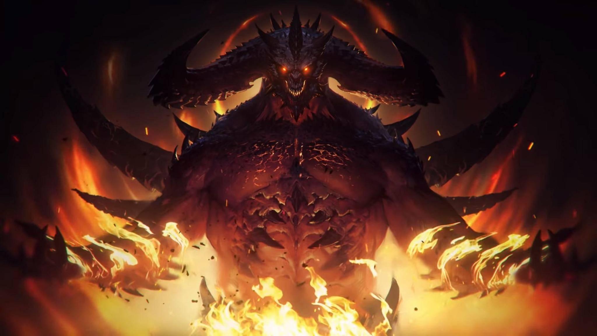 """""""Diablo: Immortal"""" kam bei den Fans gar nicht gut an, laut Blizzard sind aber noch weitere """"Diablo""""-Titel in der Entwicklung."""