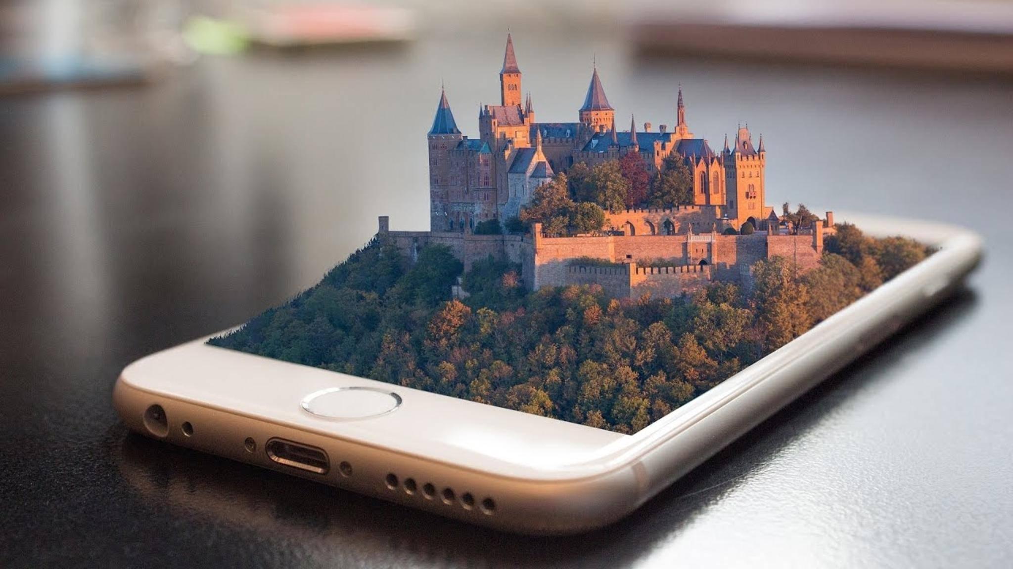 Du möchtest 3D-Bilder auf Facebook posten? Wir verraten, wie das funktioniert.