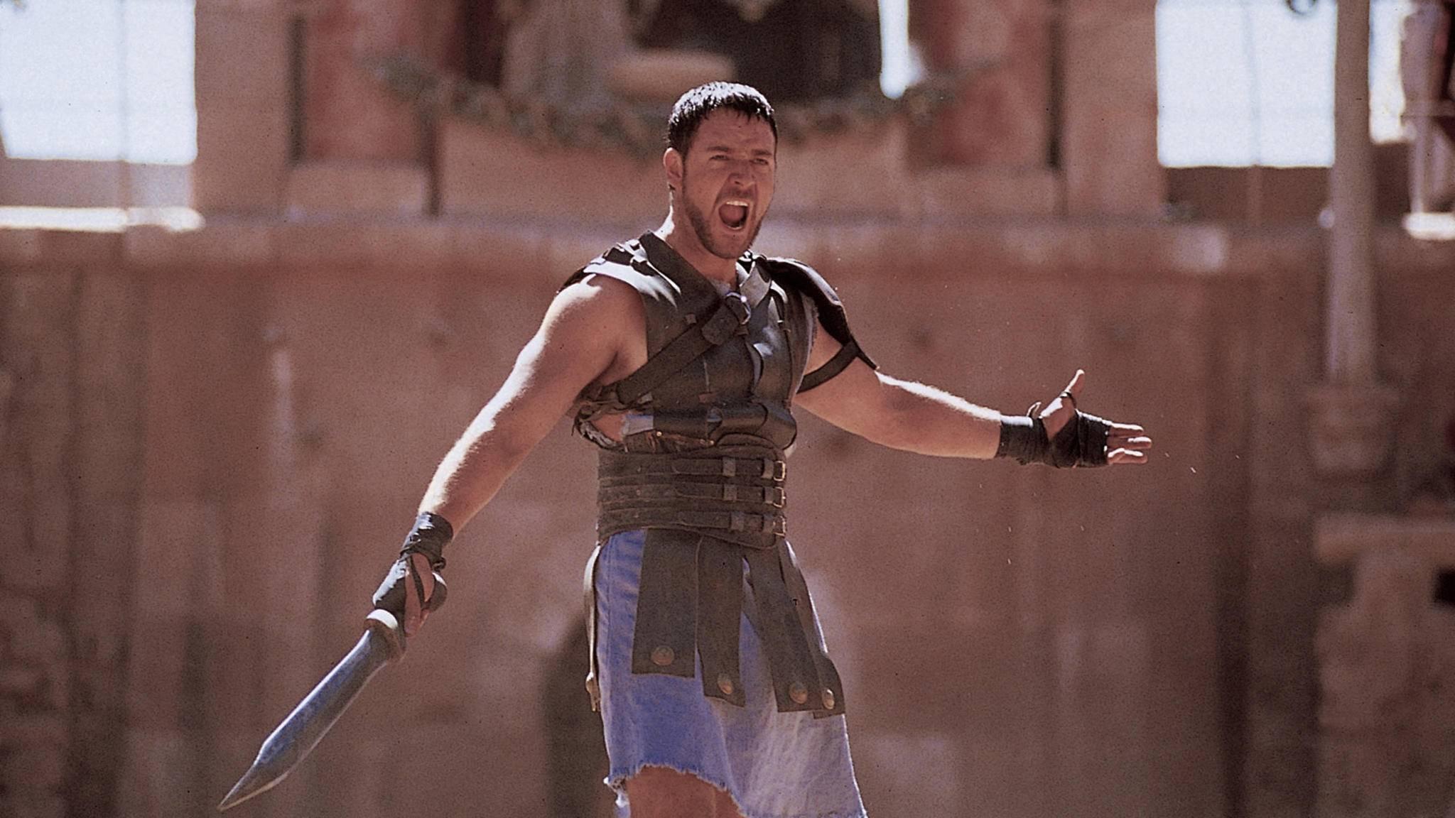 """Kehrt Russel Crowe im Sequel als """"Gladiator"""" zurück?"""