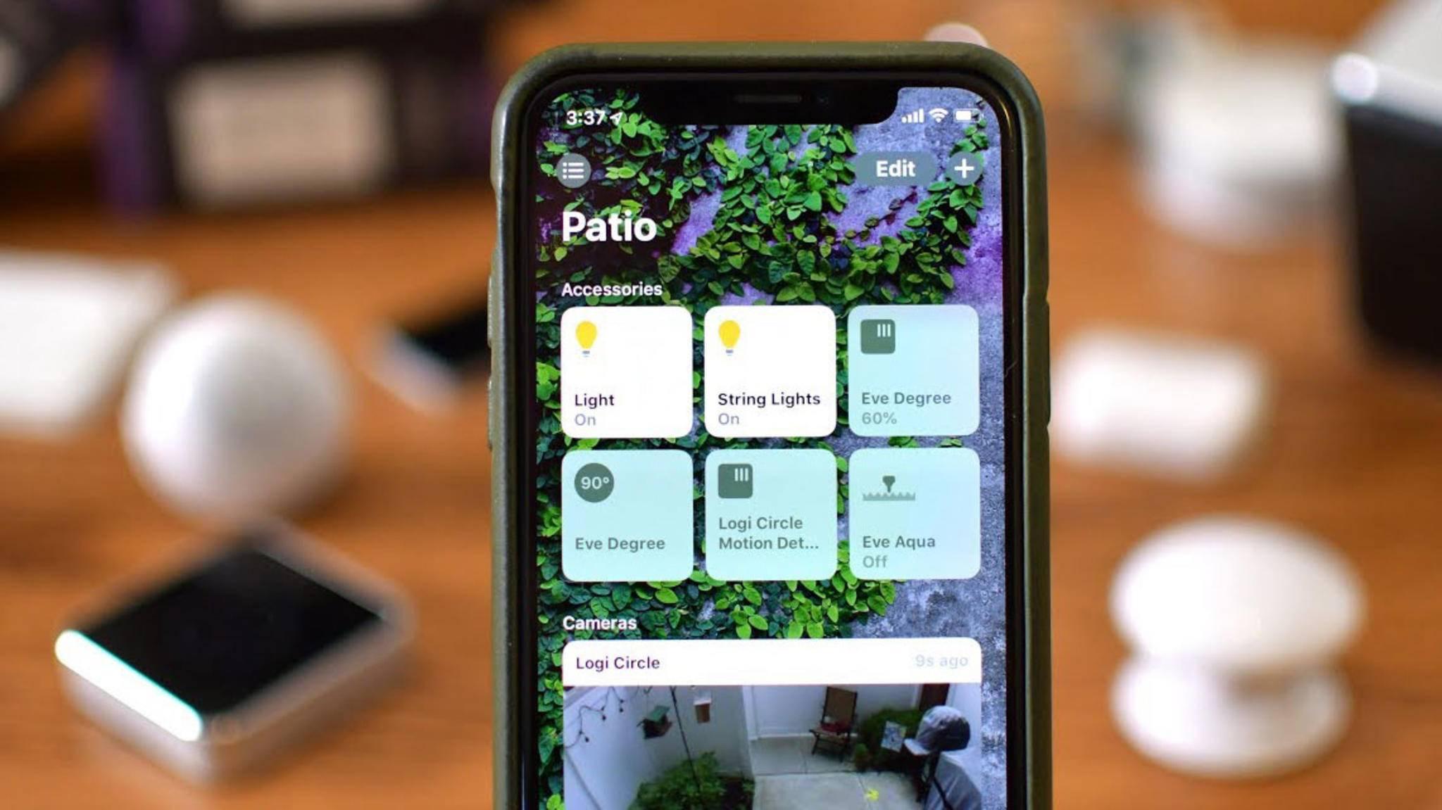 Mit einer neuen Übernahme könnte Apple seine Smart-Home-Sparte stärken.