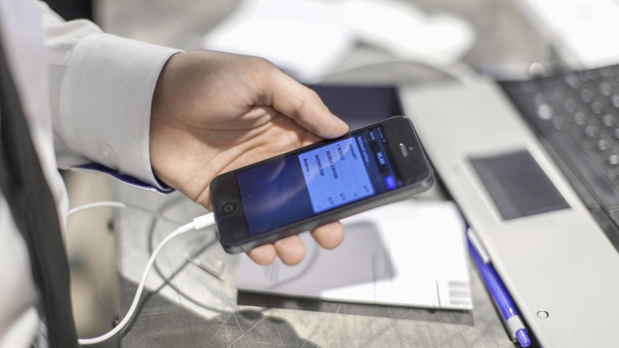 Es gibt noch Hoffnung für das iPhone 5.