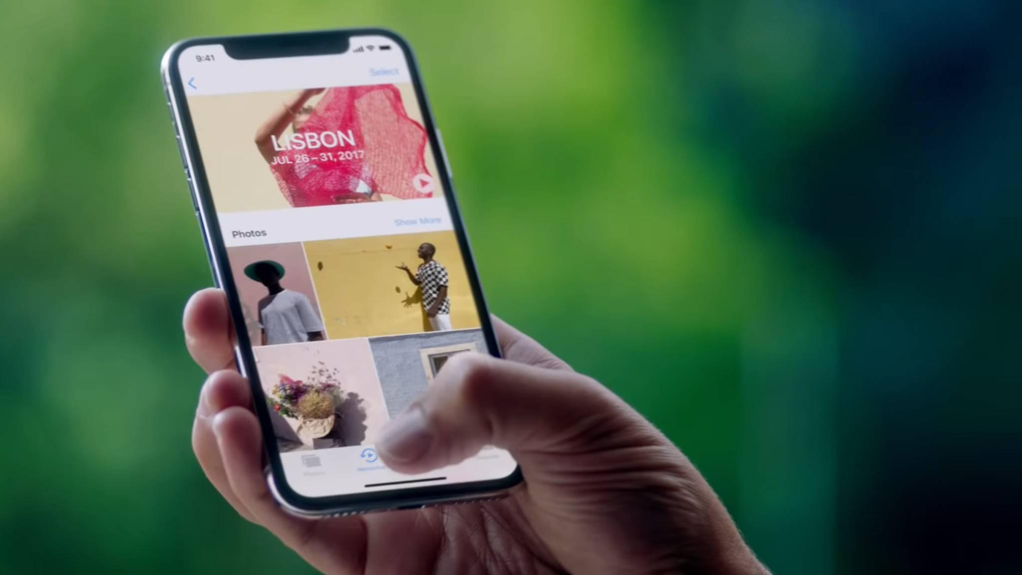 Mit einem Trick kannst Du auf dem iPhone einen Screenshot einer ganzen Seite machen.