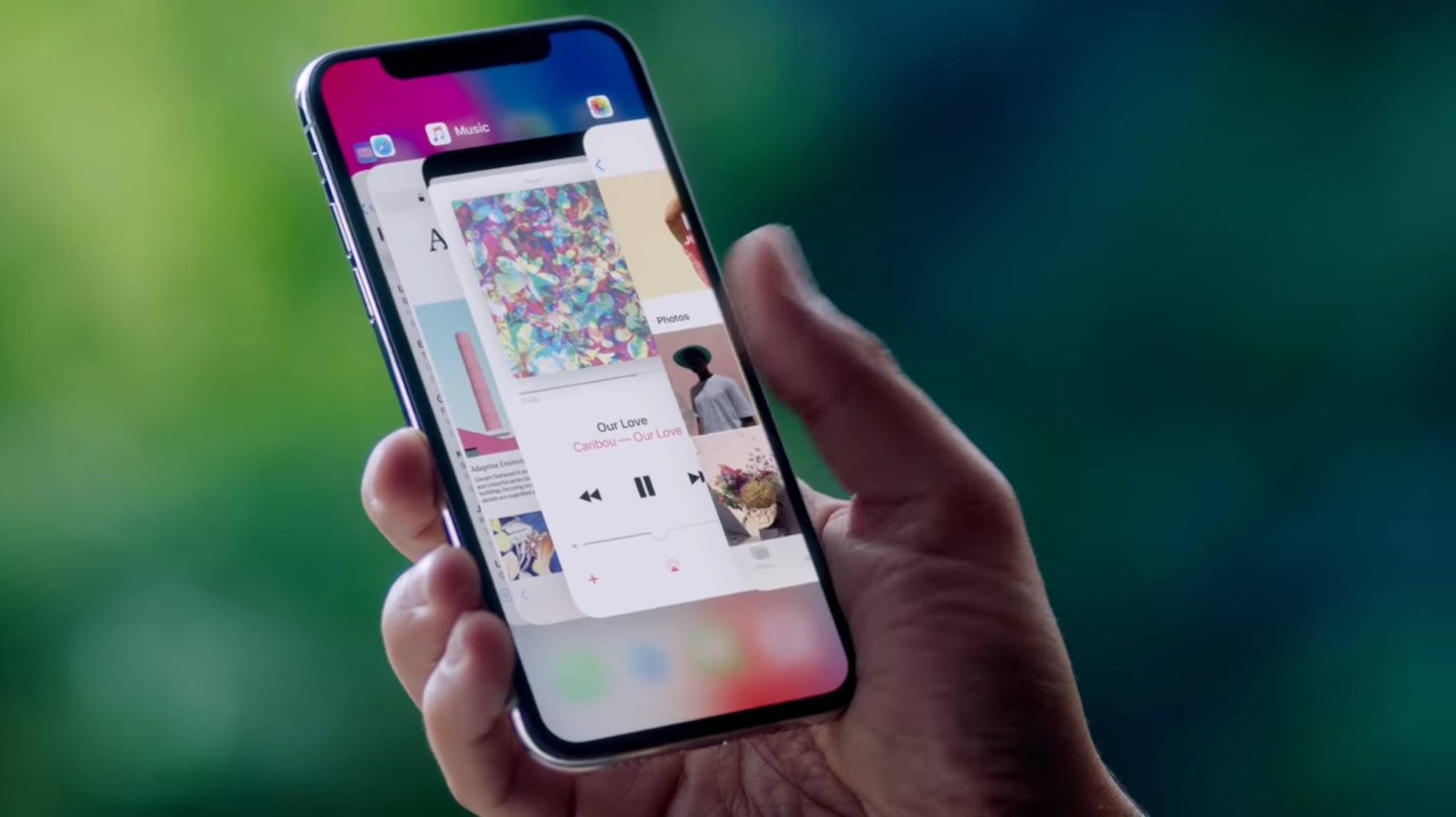 Einige iPhone-Apps fertigen heimlich Screen-Recordings an.