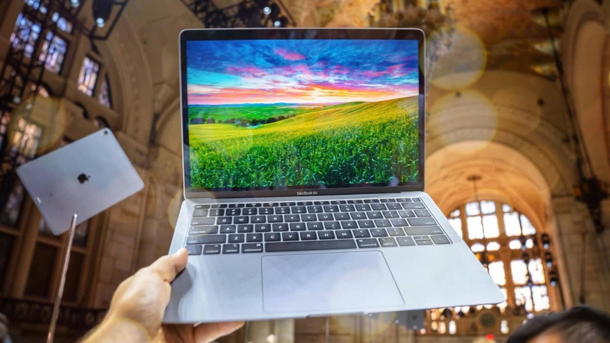 Viele User stehen vor der Frage: welches MacBook kaufen?