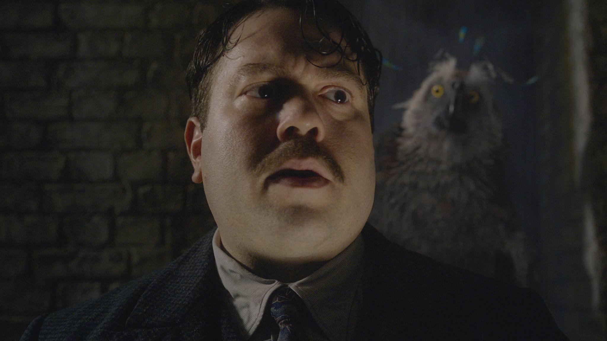 """Jacob Kowalski  hatte in """"Phantastische Tierwesen 2"""" ursprünglich mehr Screentime als im finalen Film."""