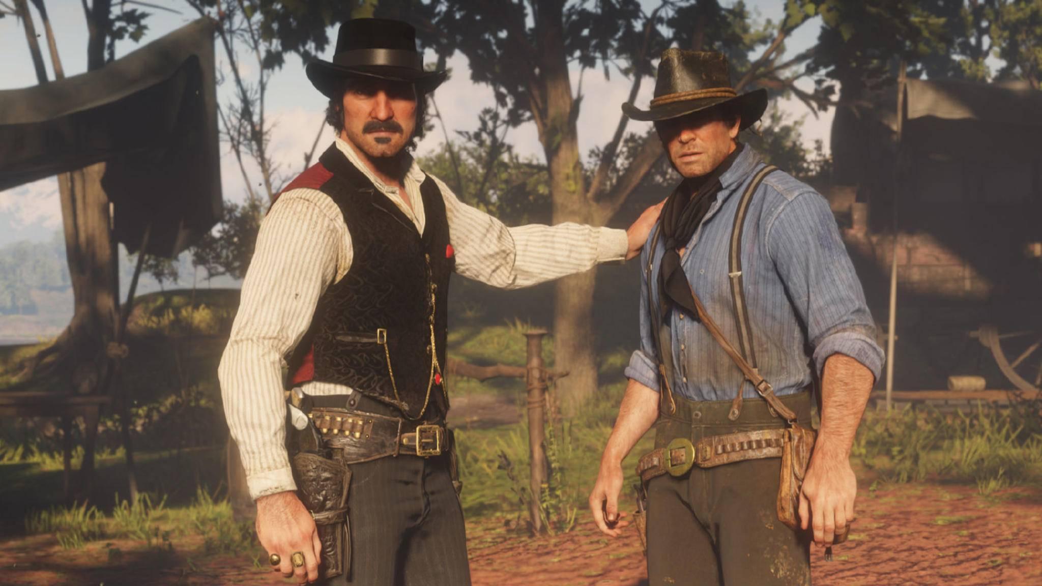 Echte Outlaws halten zusammen: Rockstar verspricht, den Charakter-Bug bald zu beheben.