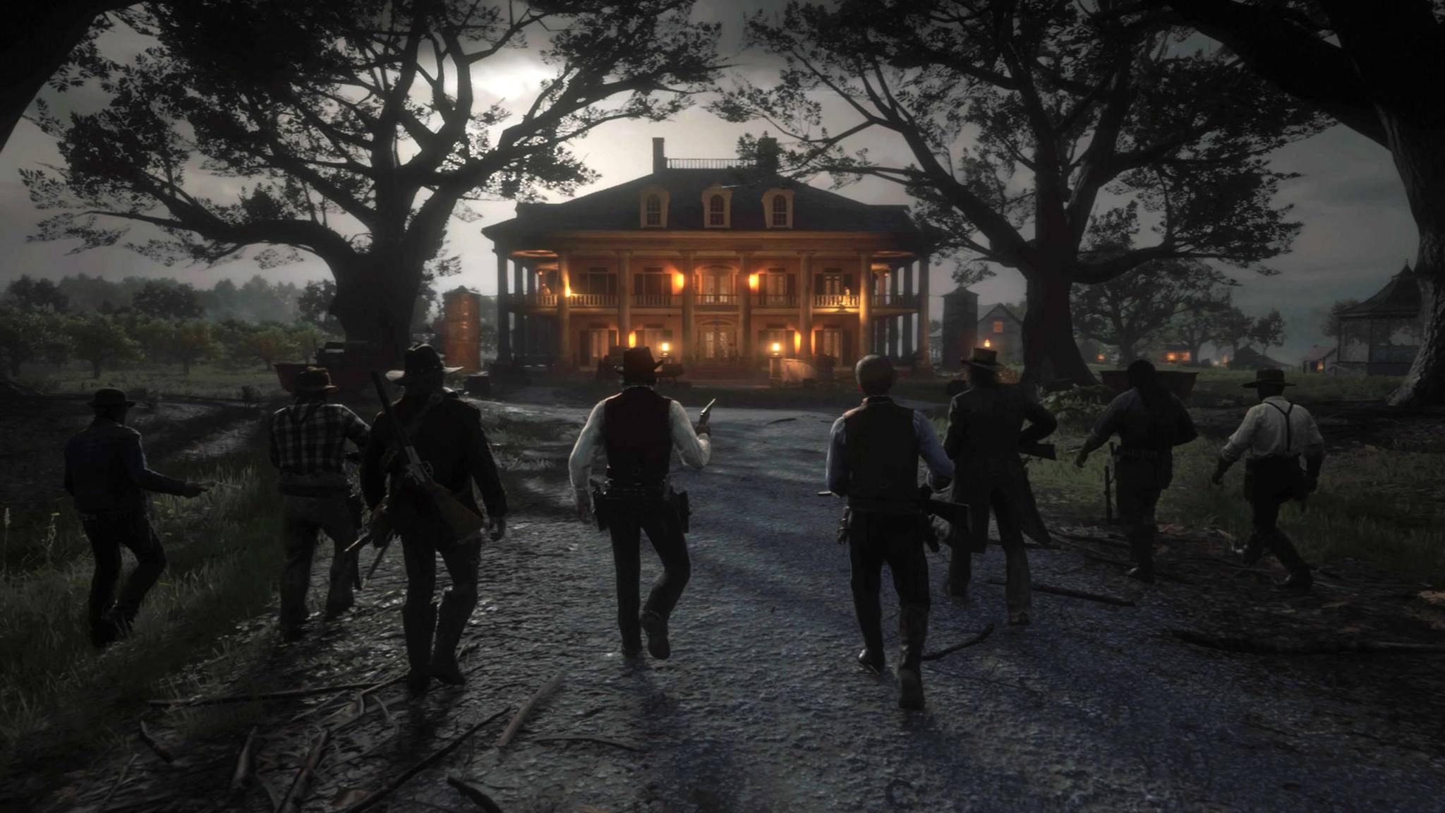 """Mit dem Social Club wird das Leben in """"Red Dead Redemption 2"""" noch aufregender."""