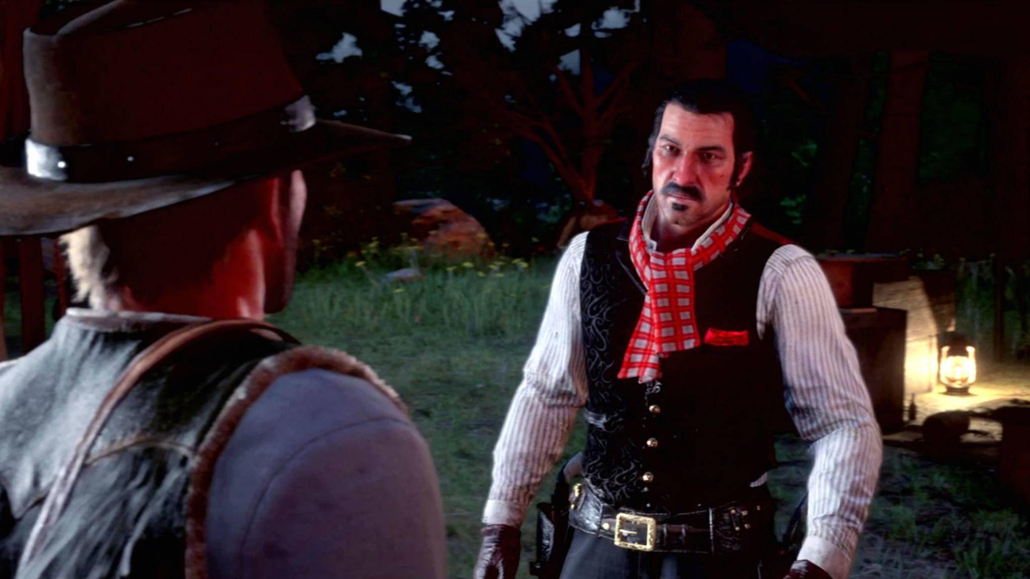 """""""Red Dead Redemption 2"""": Hier findest Du die Pfeife für Dutch."""