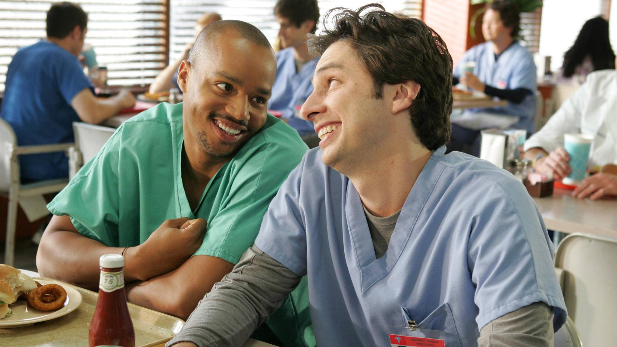 Turk und J.D. könnten bald wieder in die Arztkluft schlüpfen.