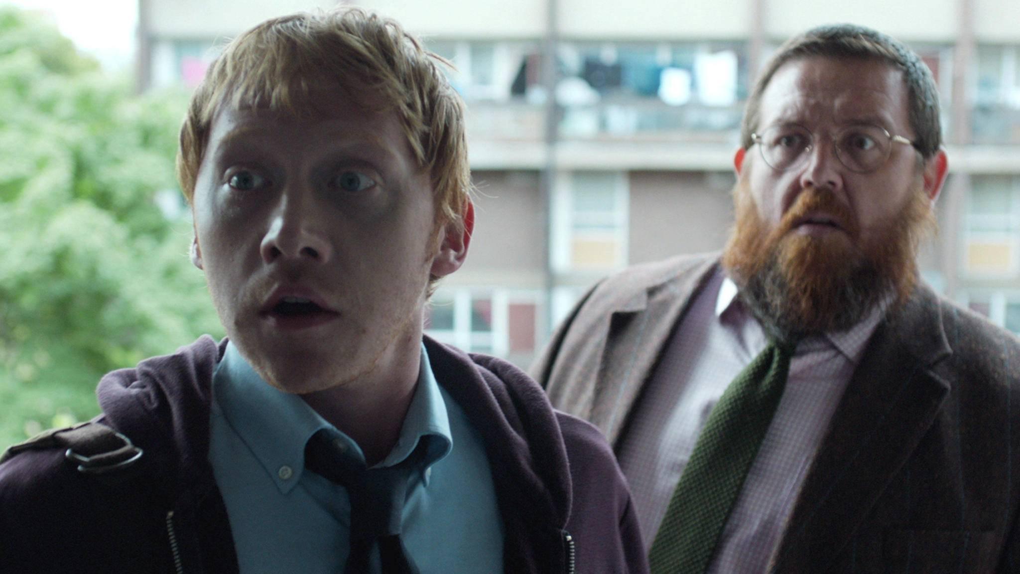"""Rupert Grint meldet sich mit """"Sick Note"""" zurück auf die TV-Bildschirme."""