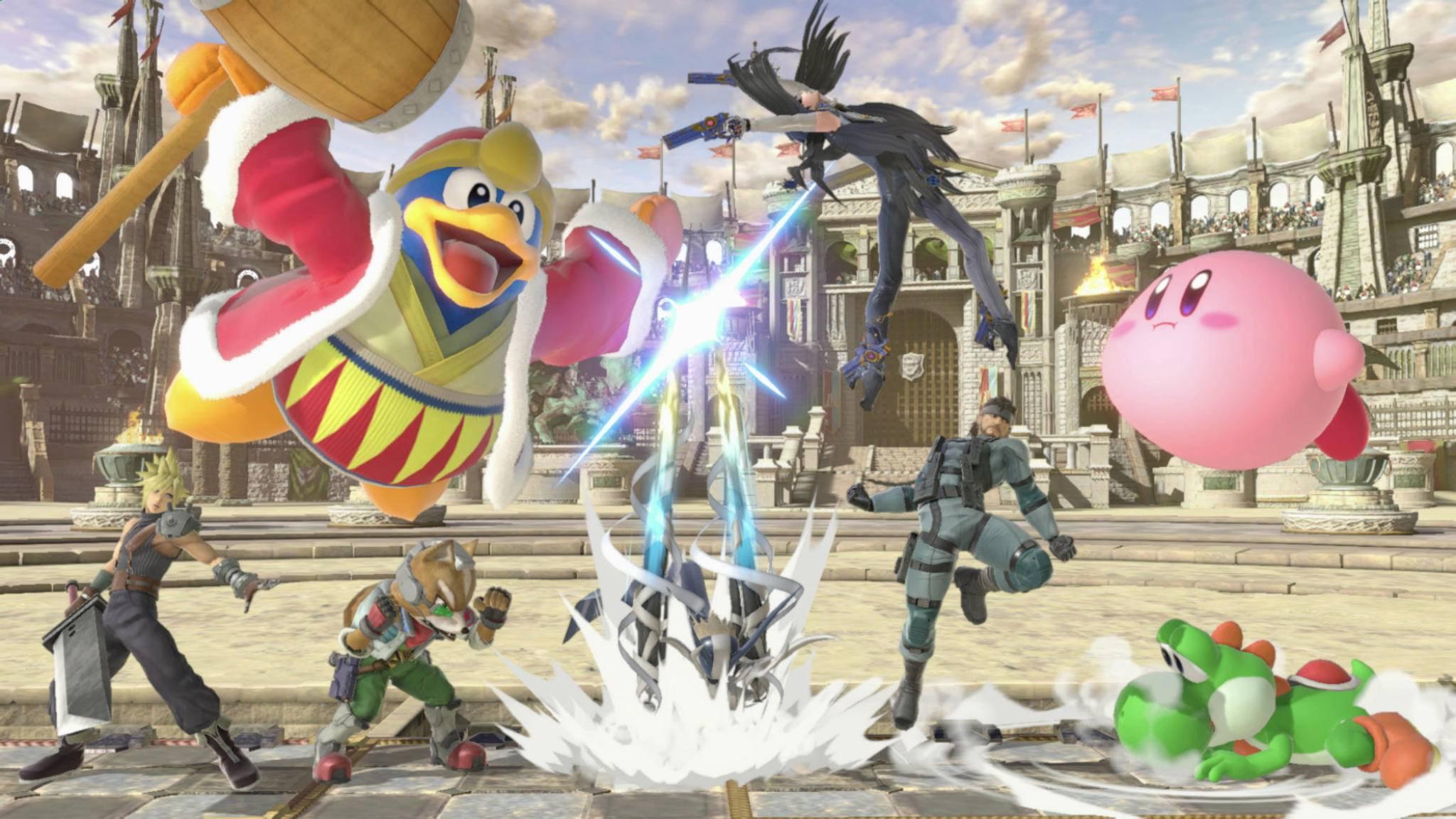 """Leak spaltet die """"Smash""""-Community: Nintendo schlägt zurück."""