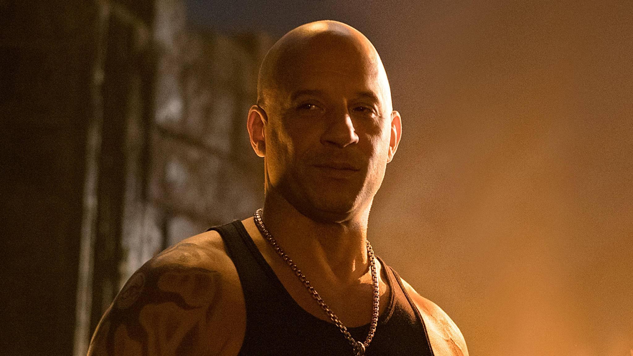 Es läuft rund für Vin Diesel: Der Hollywoodstar hat zahlreiche große Filmprojekte in der Pipeline.