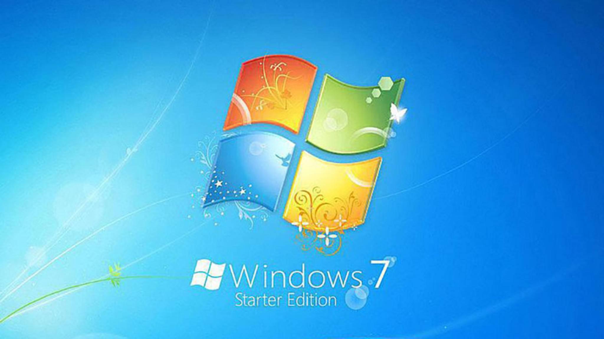 Anfang 2020 ist endgültig Schluss: Dann wird Windows 7 keine Sicherheitsupdates mehr erhalten.