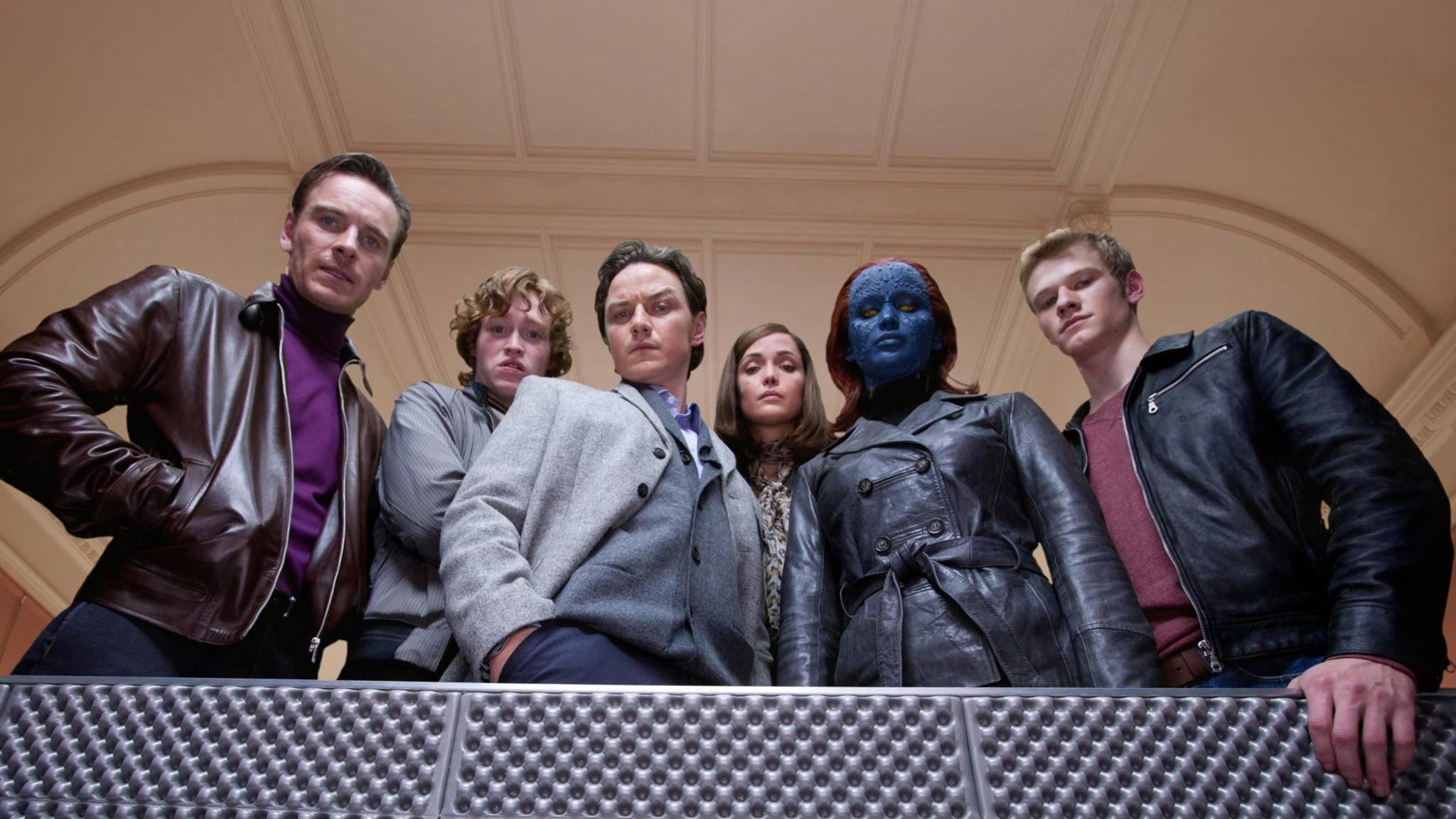 Skepsis bei den X-Men? Den Marvel-Helden steht 2019 ein Umzug bevor.