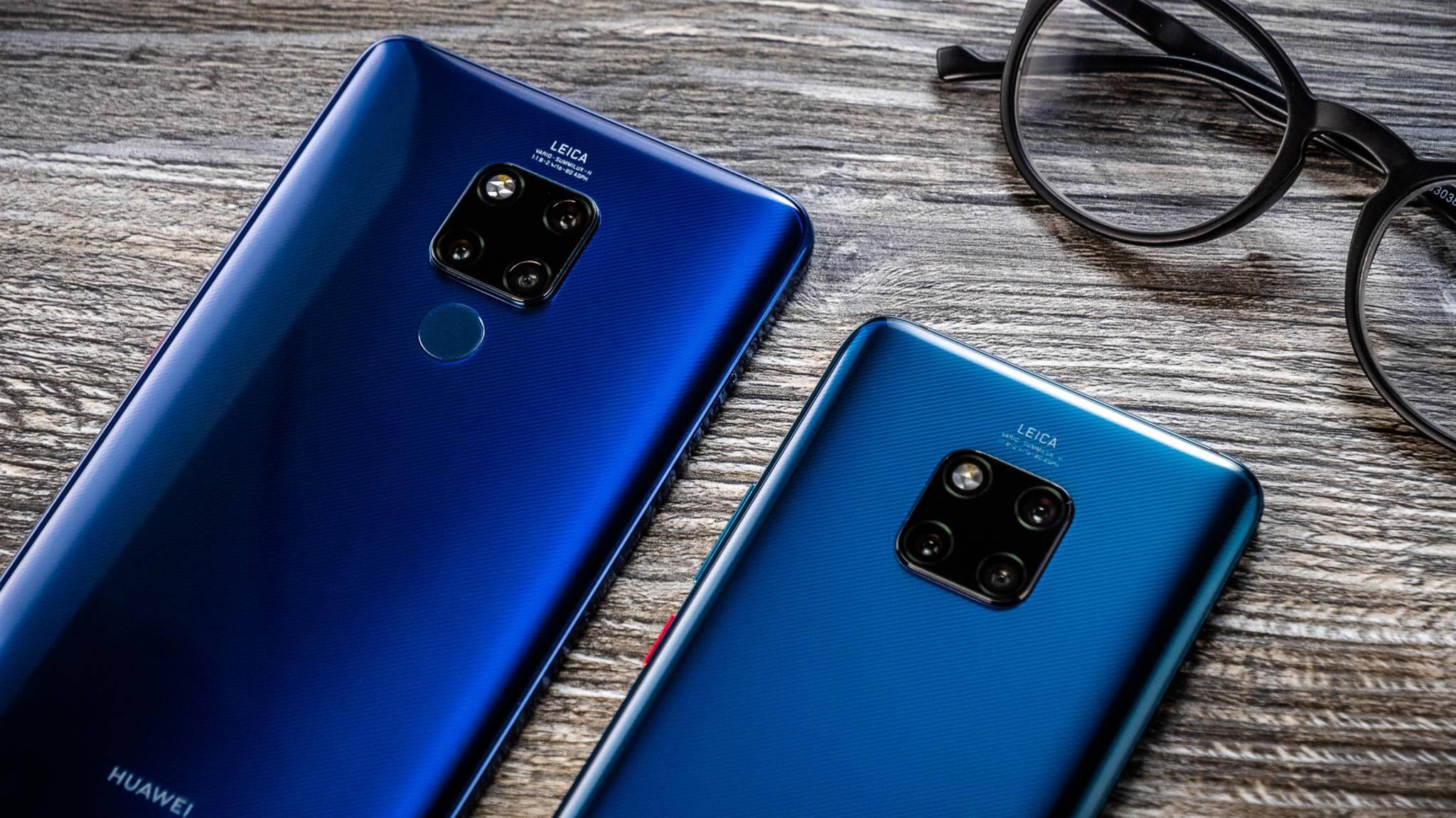 Huawei bastelt für den Notfall sein eigenes Betriebssystem.