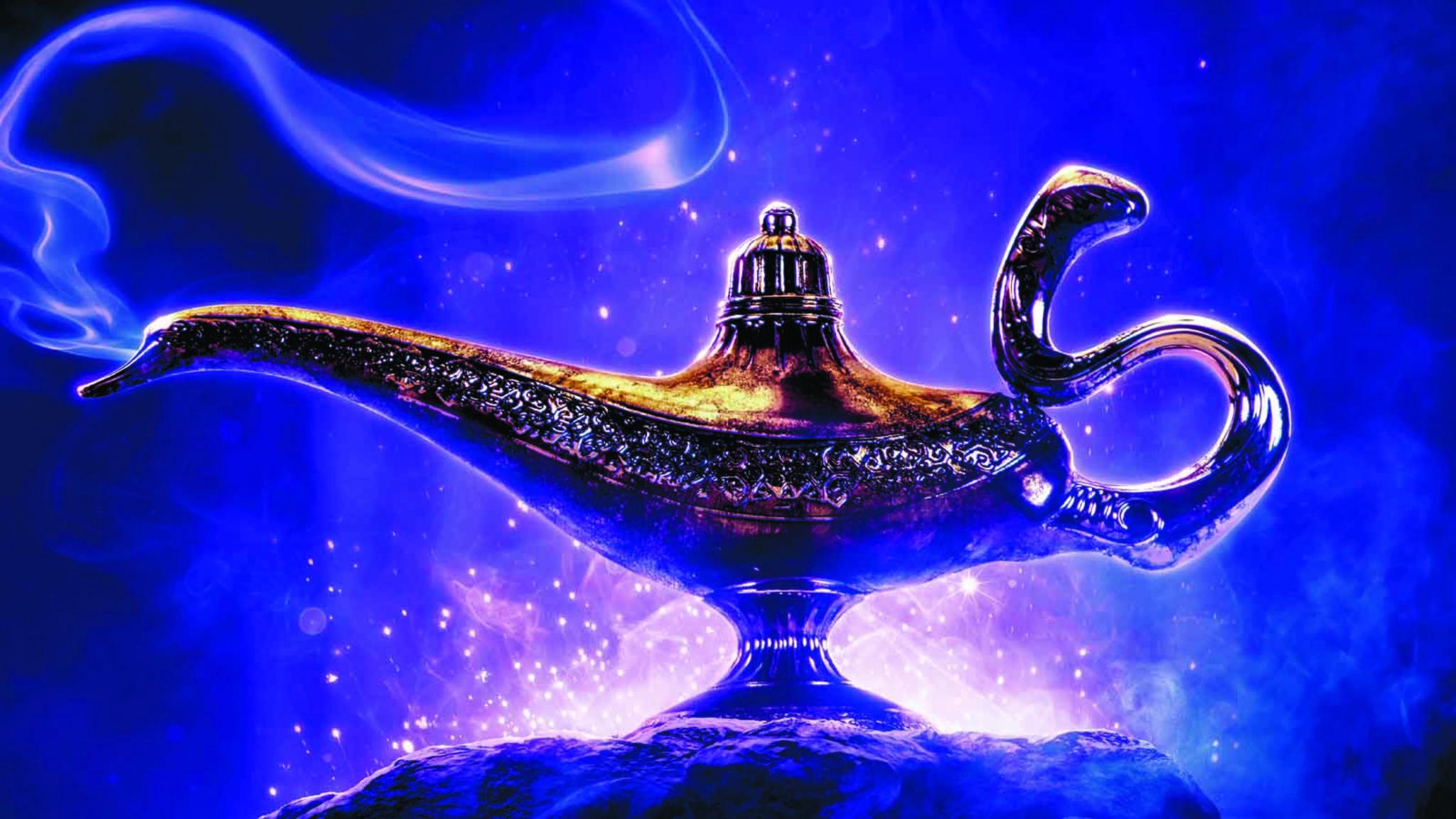 """Die ersten Bilder zu """"Aladdin"""" sind da."""