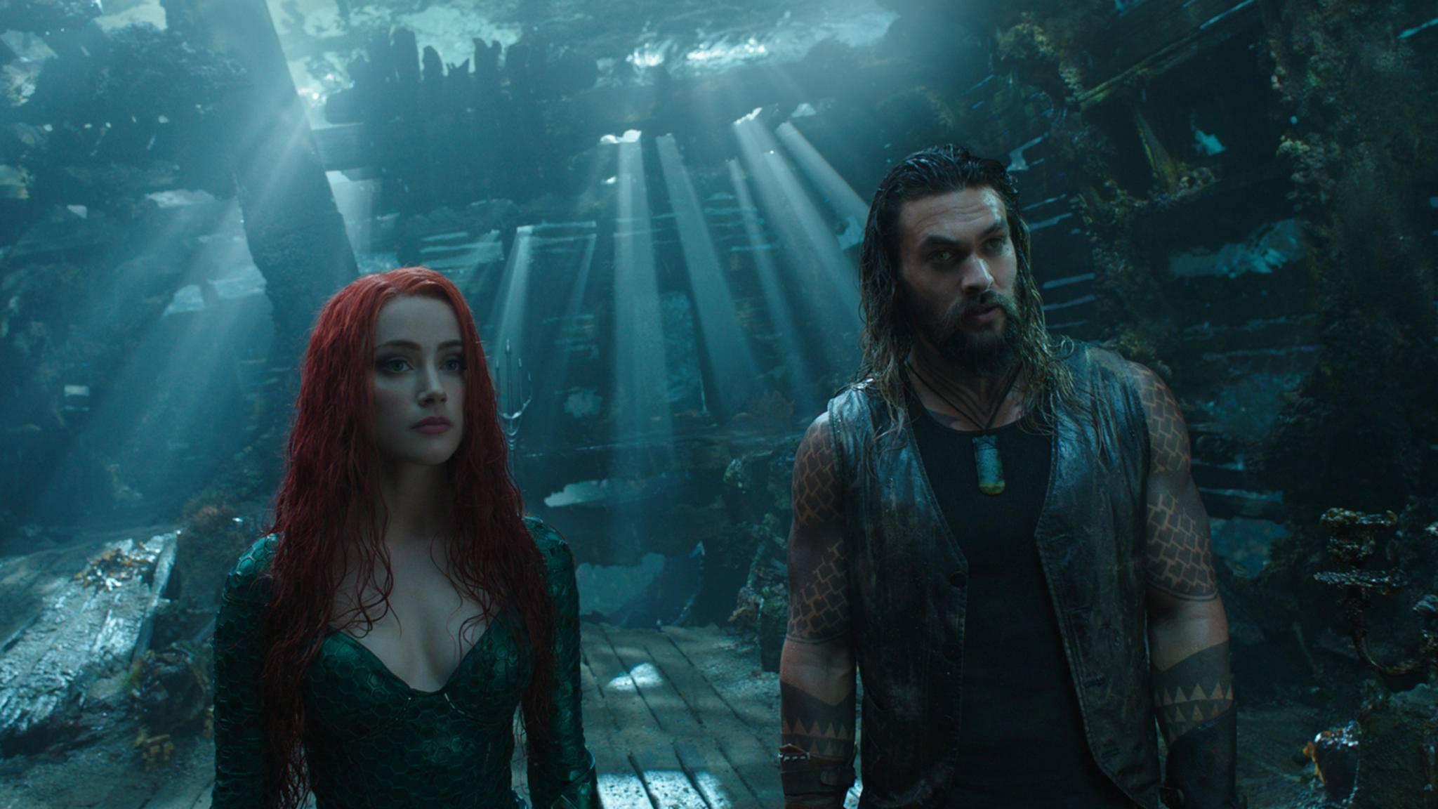 """Im """"Aquaman""""-Spin-off stehen schreckliche Unterwasserkreaturen im Mittelpunkt."""