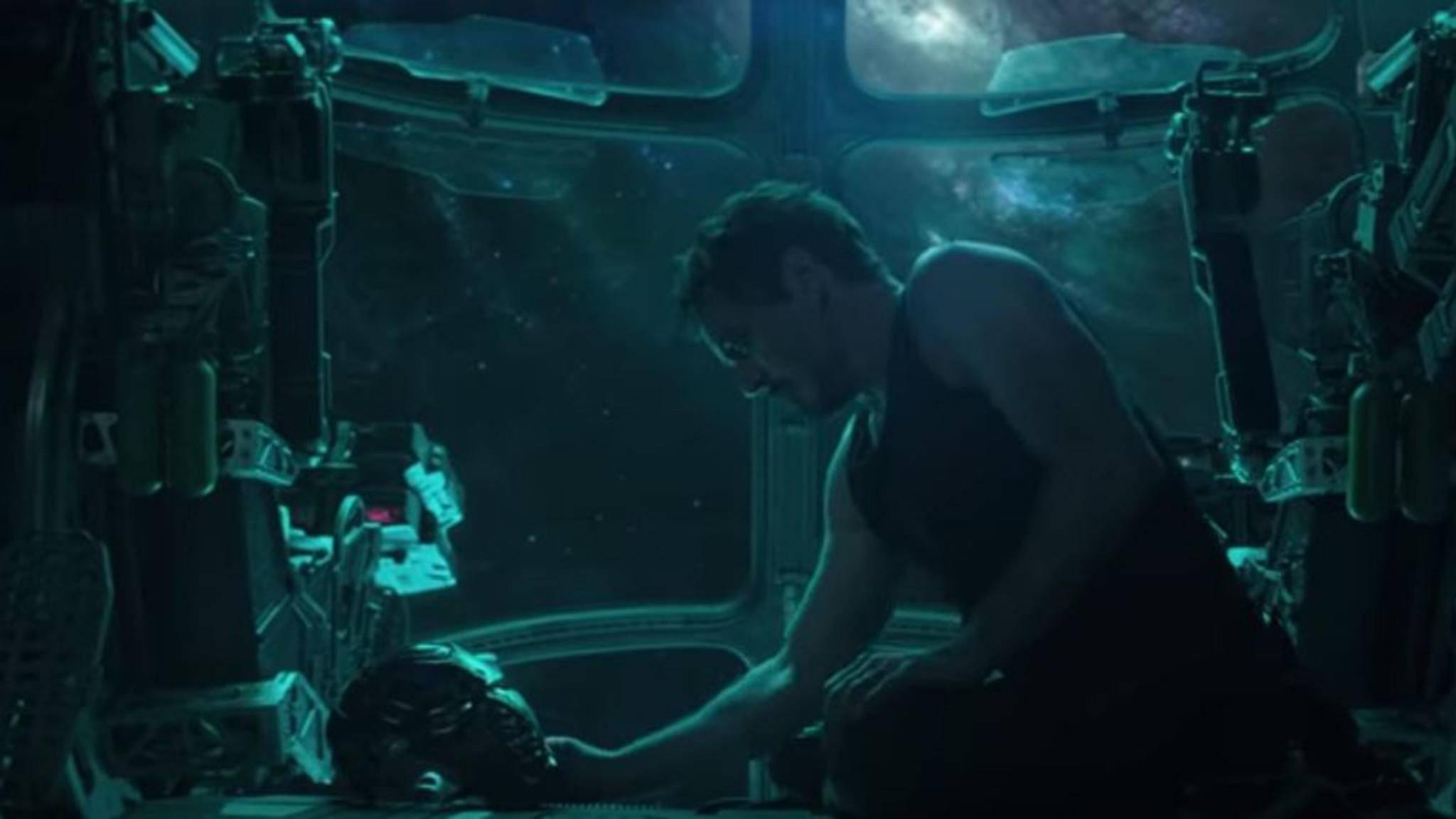 Rettet, Tony Stark!