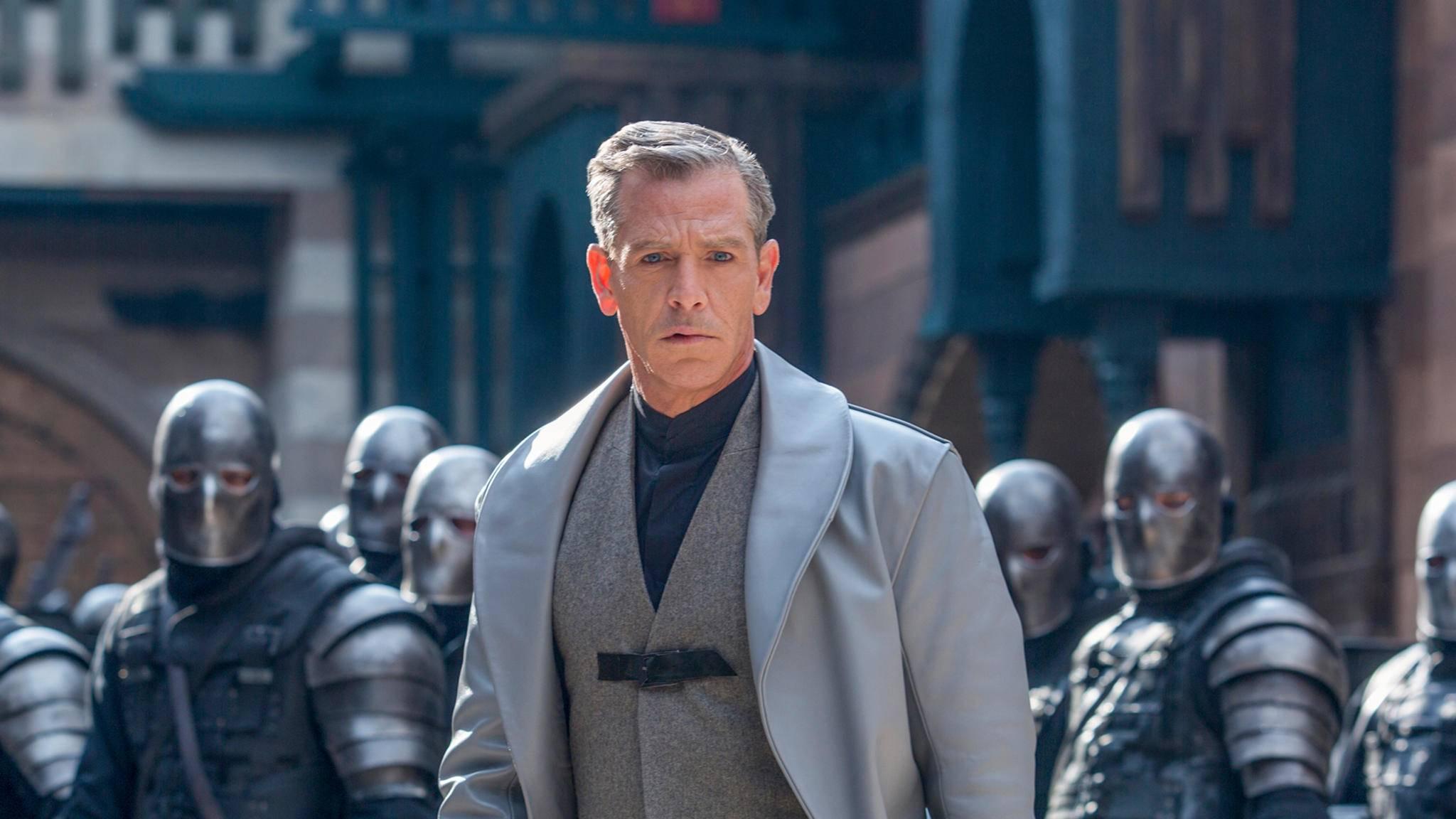 """Ben Mendelsohn (hier als Sheriff of Nottingham in """"Robin Hood"""") hat einen Part in """"The Outsiders"""" ergattert."""