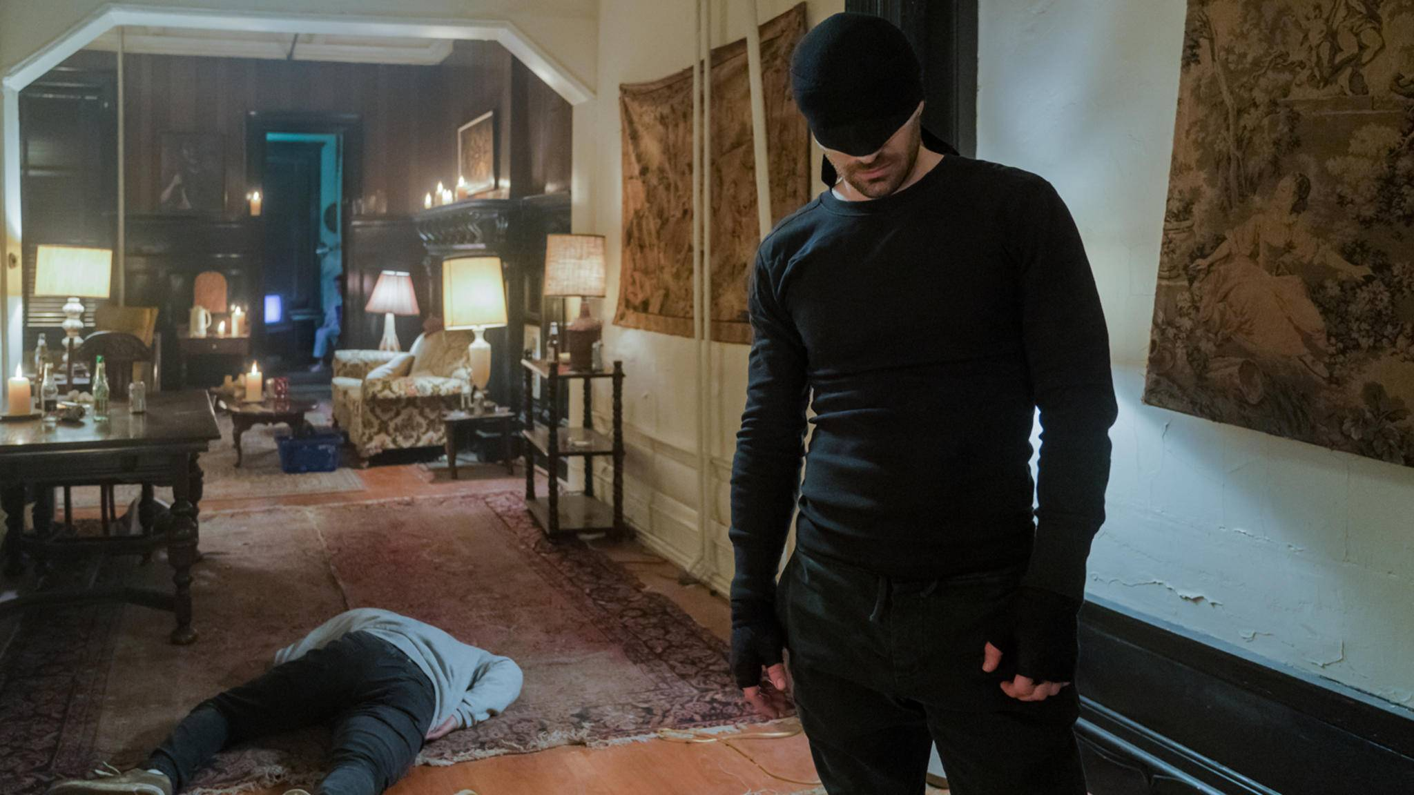 """Dass """"Daredevil"""" gecancelt wurde, trifft auch Hauptdarsteller Charlie Cox wie ein Schlag in die Magengrube."""