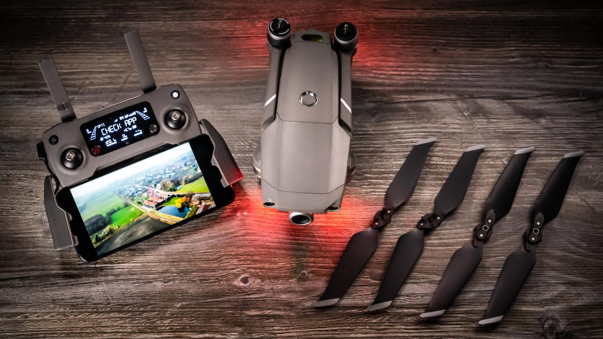 Regelwerk, Fluginfos, Vorabplanung: Wir stellen praktische Apps für Drohnenpiloten vor.