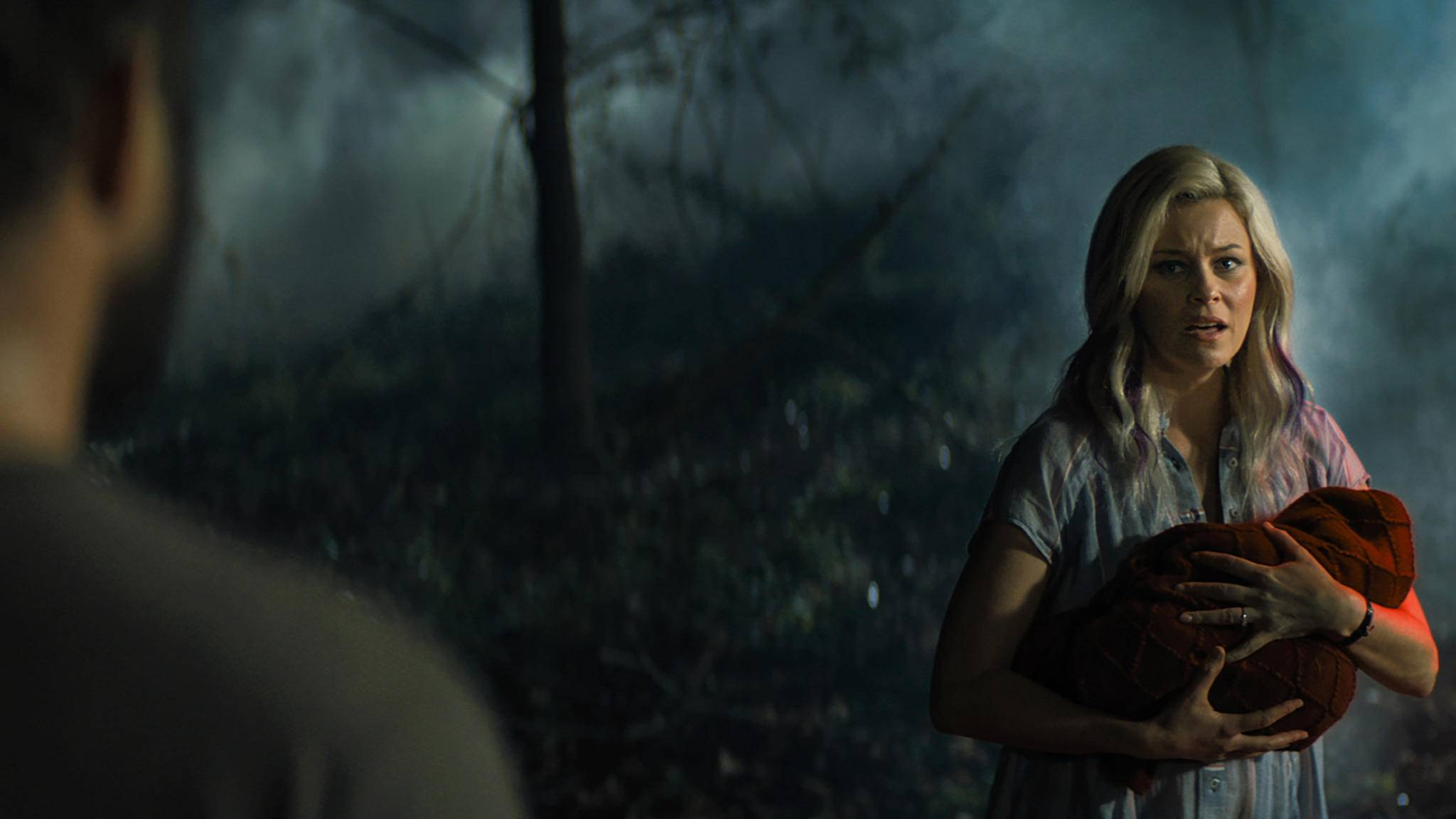 """Elizabeth Banks – hier in """"Brightburn"""" zu sehen – wird demnächst """"Invisible Woman"""" spielen."""
