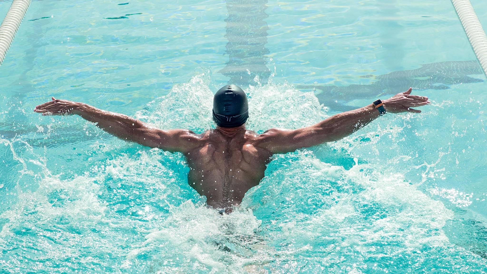 Schwimm-Apps unterstützen Dich auf dem Weg zu einem optimierten Schwimmtraining.