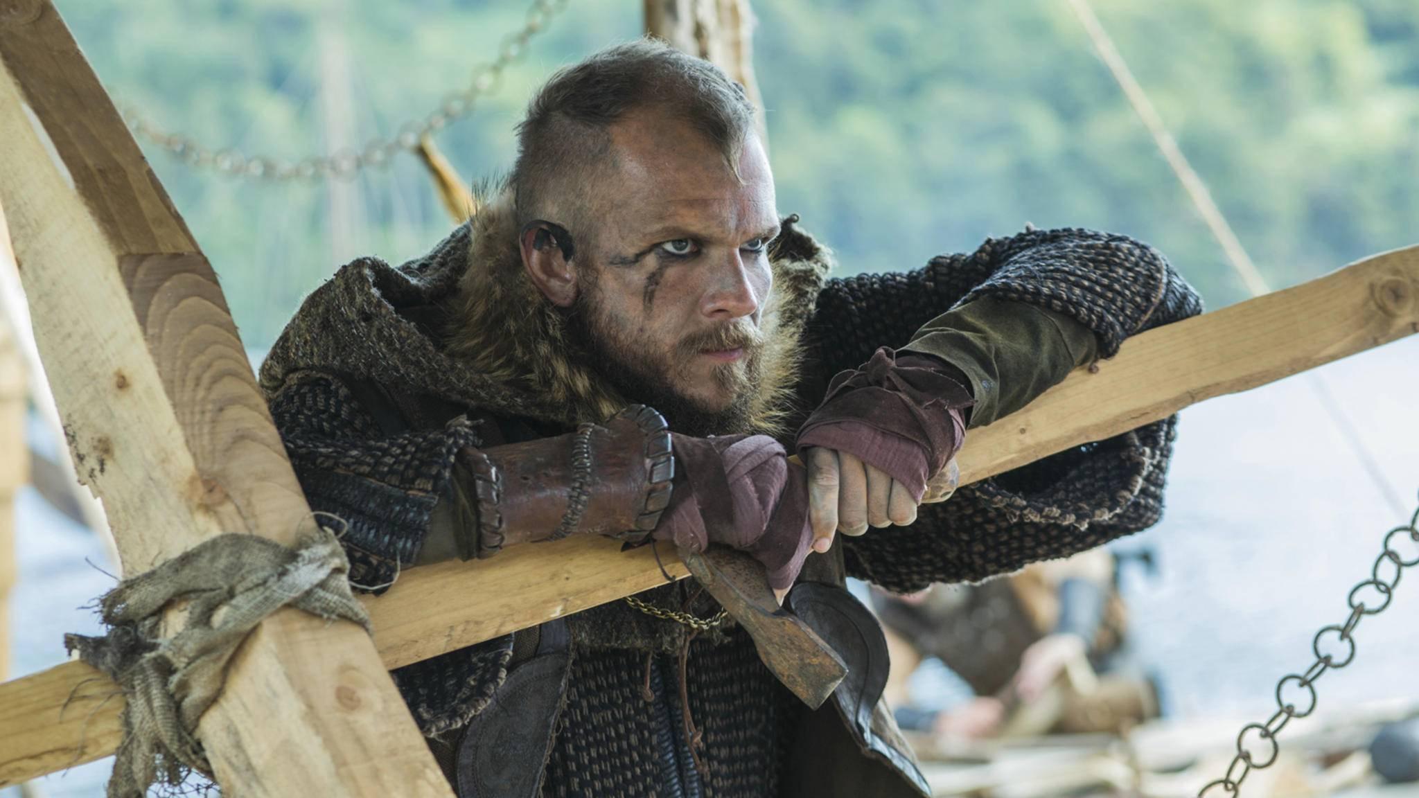 """Nach Staffel 6 ist mit """"Vikings"""" Schluss."""