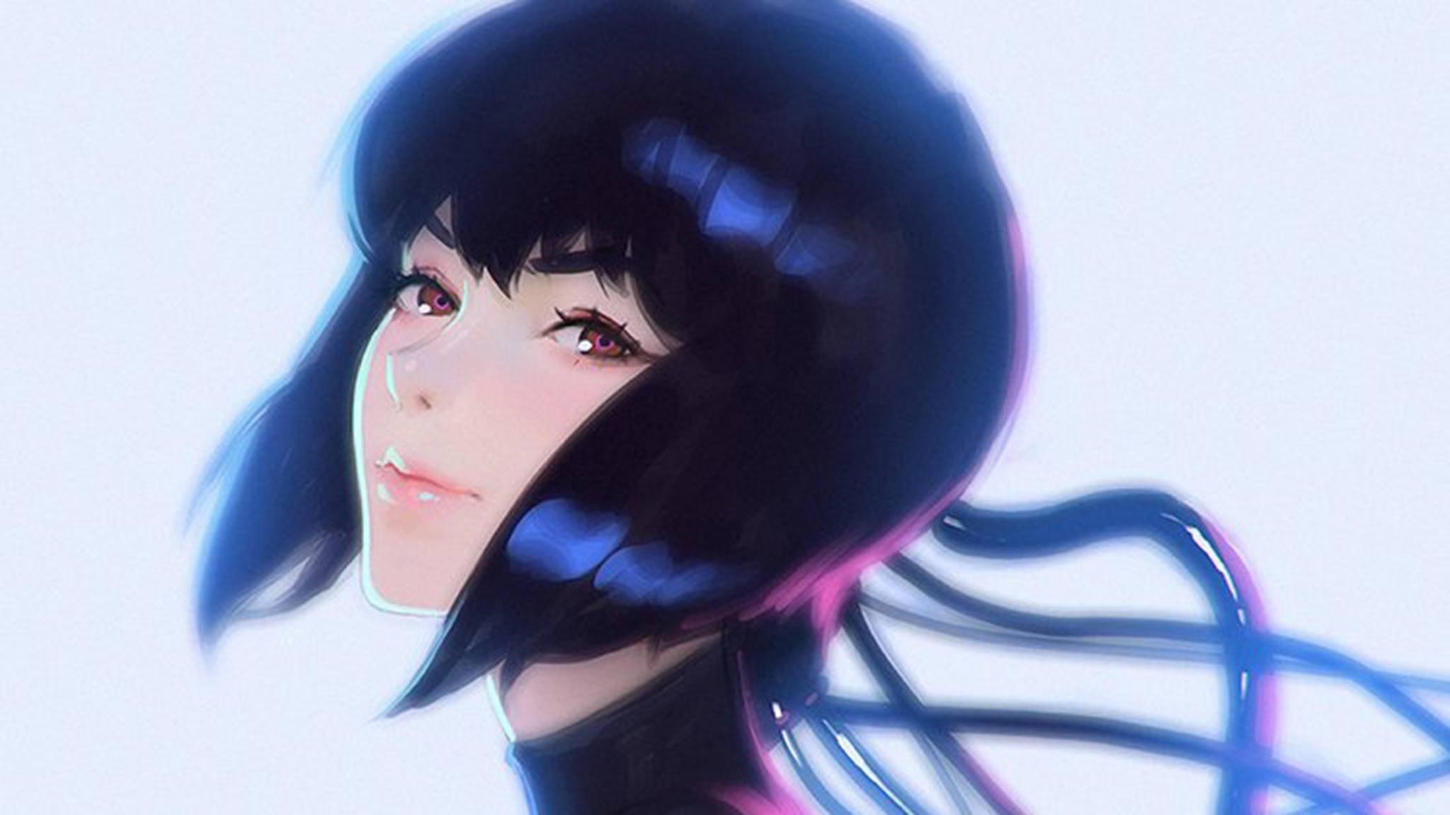 """2020 bekommen Netflix-User einen neuen """"Ghost in the Shell""""-Anime zu sehen."""