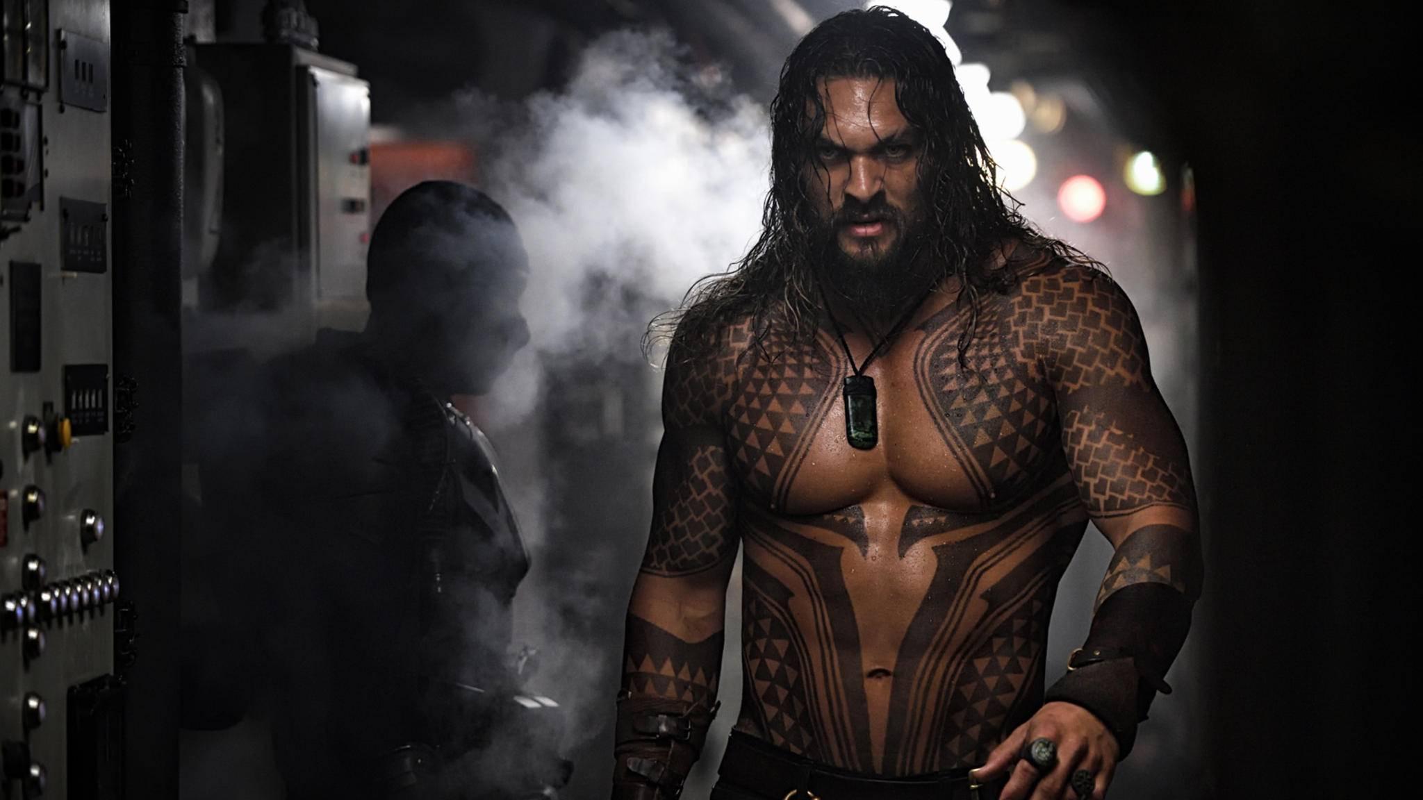 Glatter Durchmarsch für Aquaman? Das Sequel scheint schon vor dem Kinostart des Solodebüts sicher.