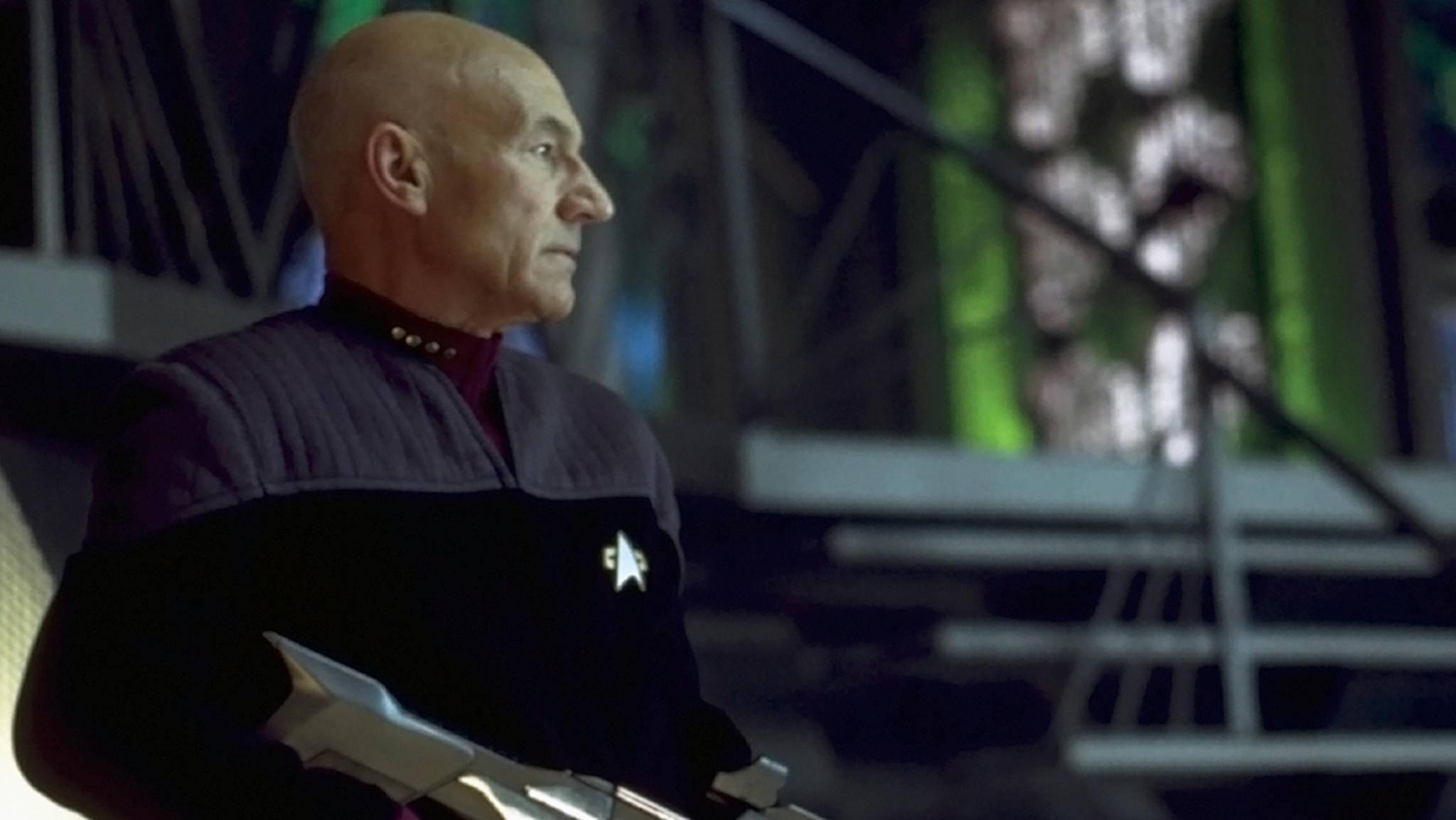 Auf Gefechtsbereitschaft! Captain Picard erobert die Brücke früher zurück als erwartet.