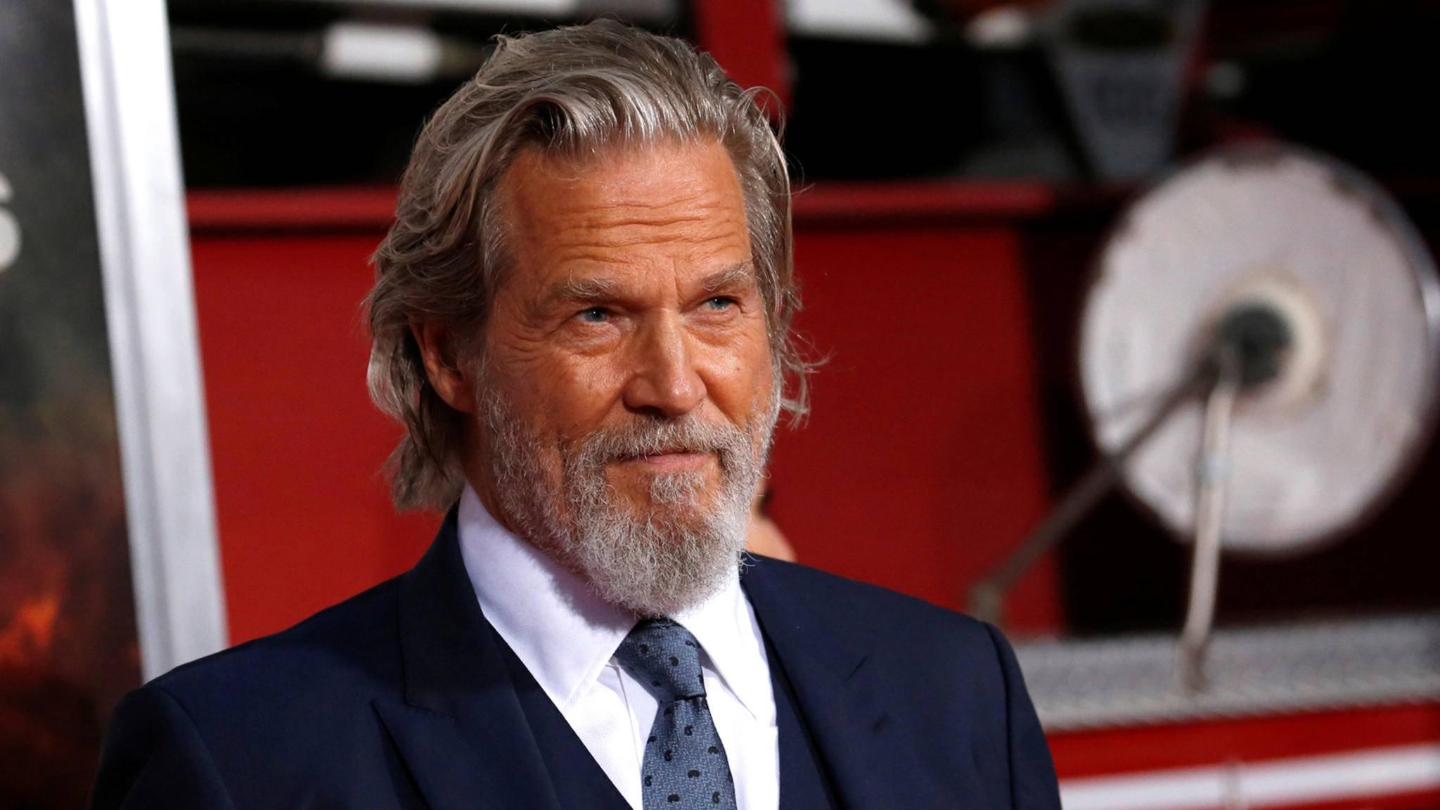 Wird bei den Golden Globes 2019 für sein Lebenswerk ausgezeichnet: Jeff Bridges.