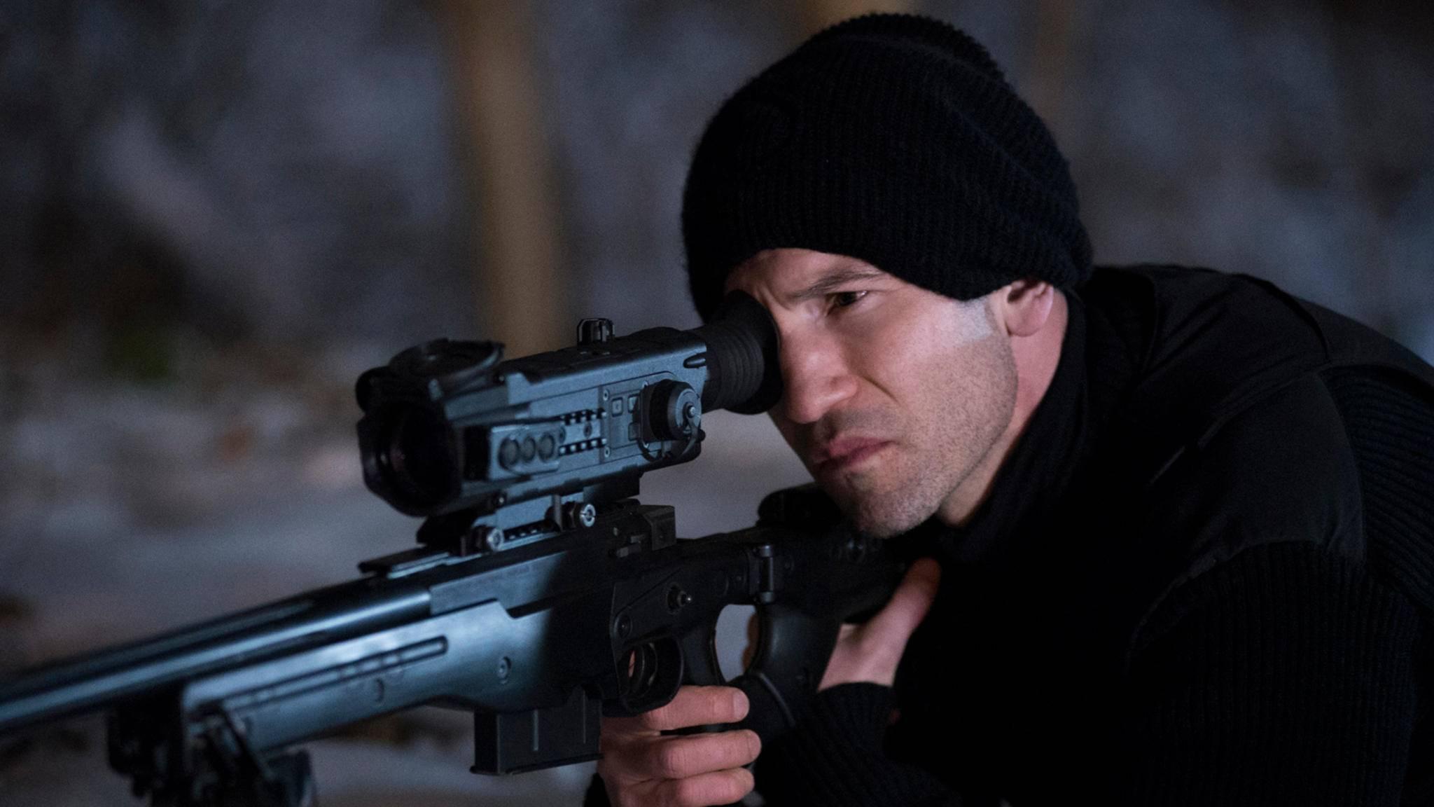 "Der Finger liegt schon am Abzug: ""The Punisher"" nimmt Staffel 2 ins Visier."