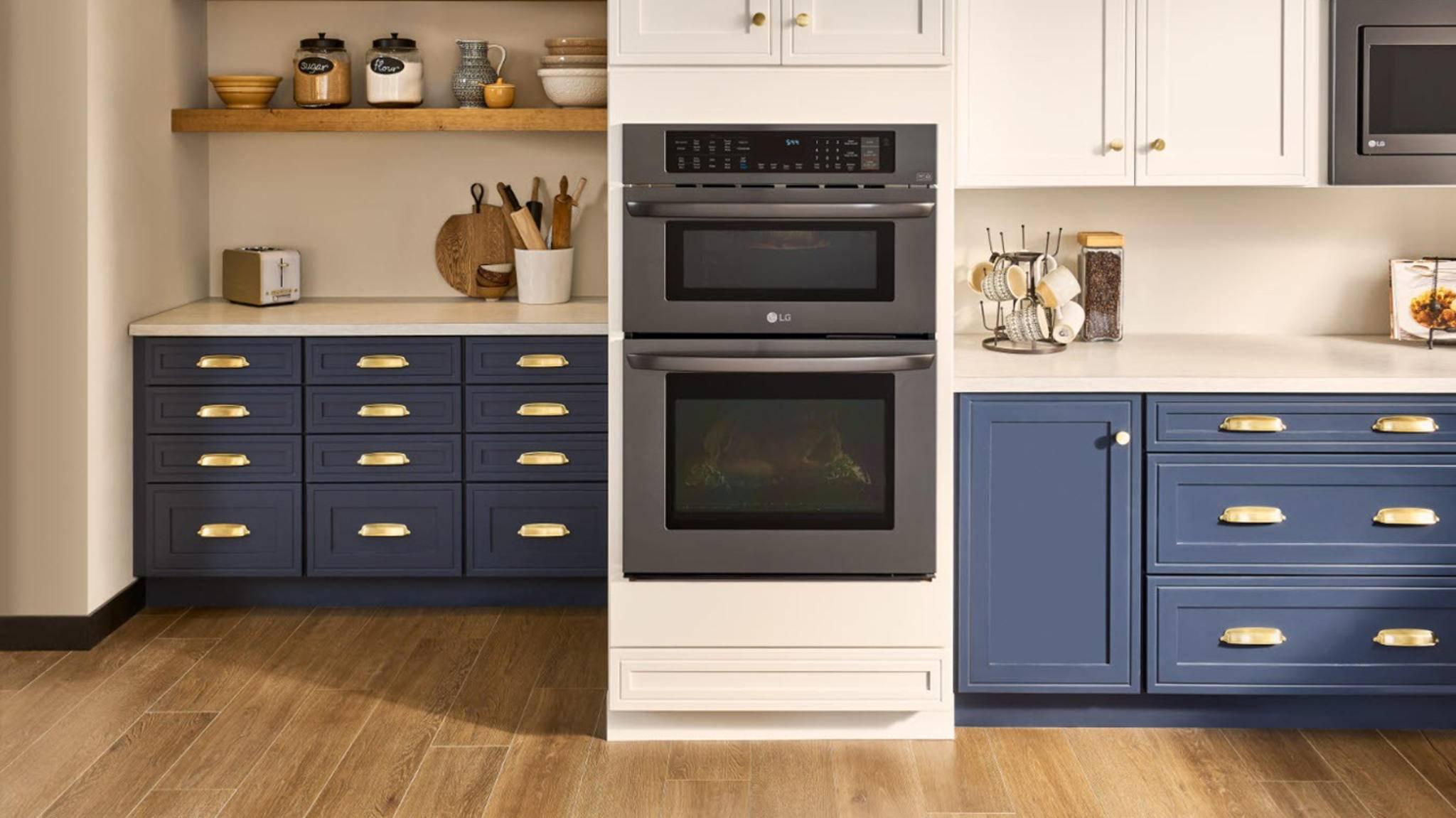 Dank vernetzten Geräten von LG werden Küchen immer smarter.