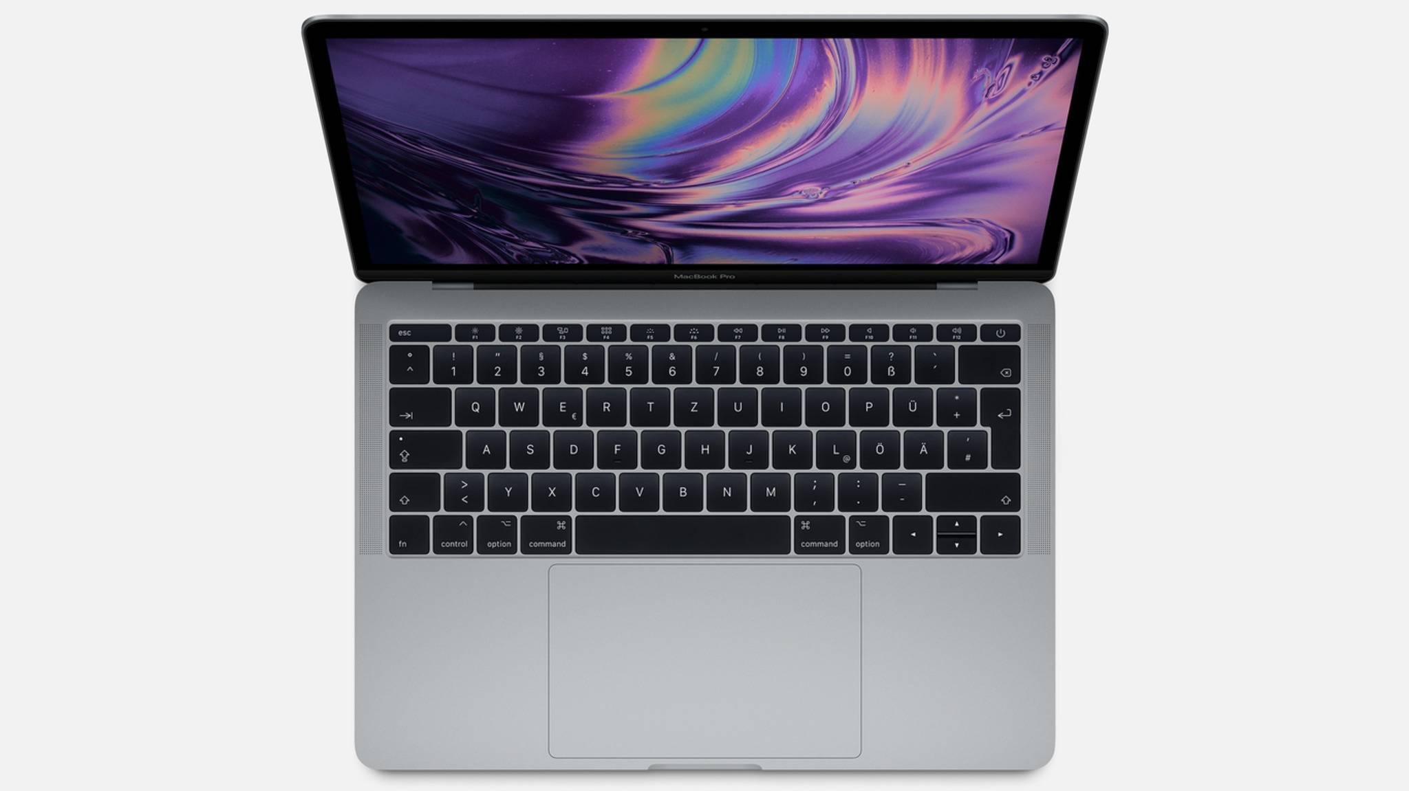 Apple entschuldigt sich für die Probleme mit einigen MacBook-Tastaturen.