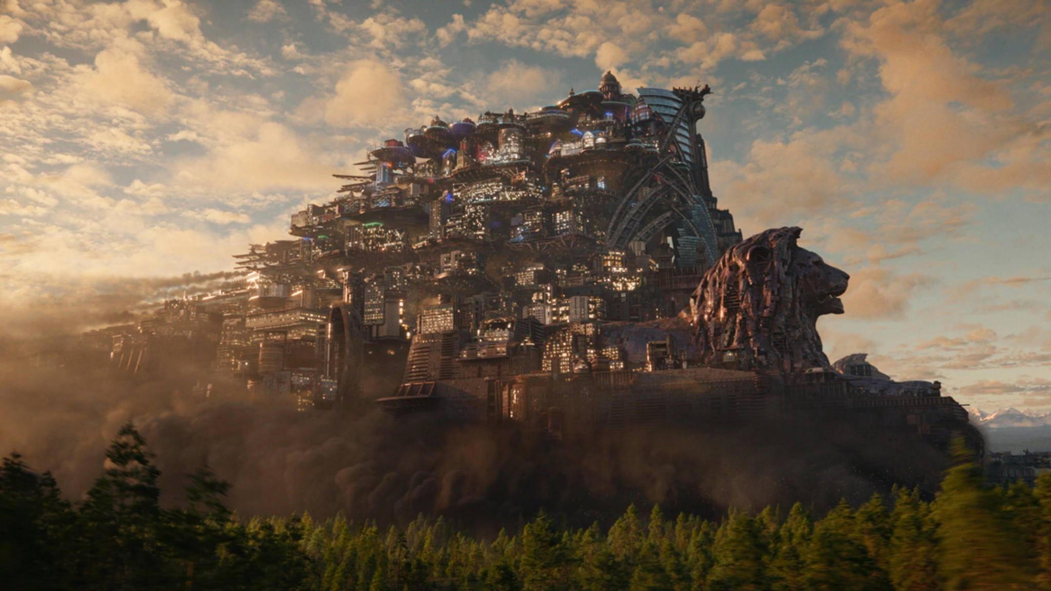 """Imposante Bilder wie in """"Mortal Engines"""" machen einen Film leider nicht automatisch zum finanziellen Erfolg."""