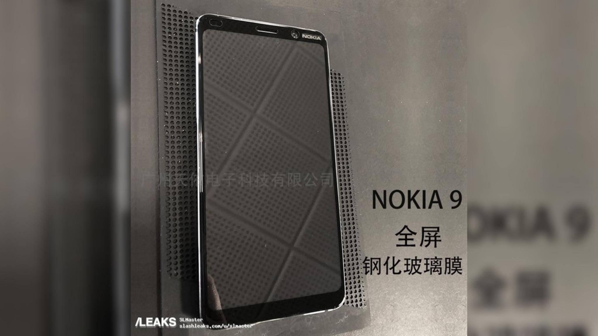 Das Nokia 9 soll 2019 endlich erscheinen.